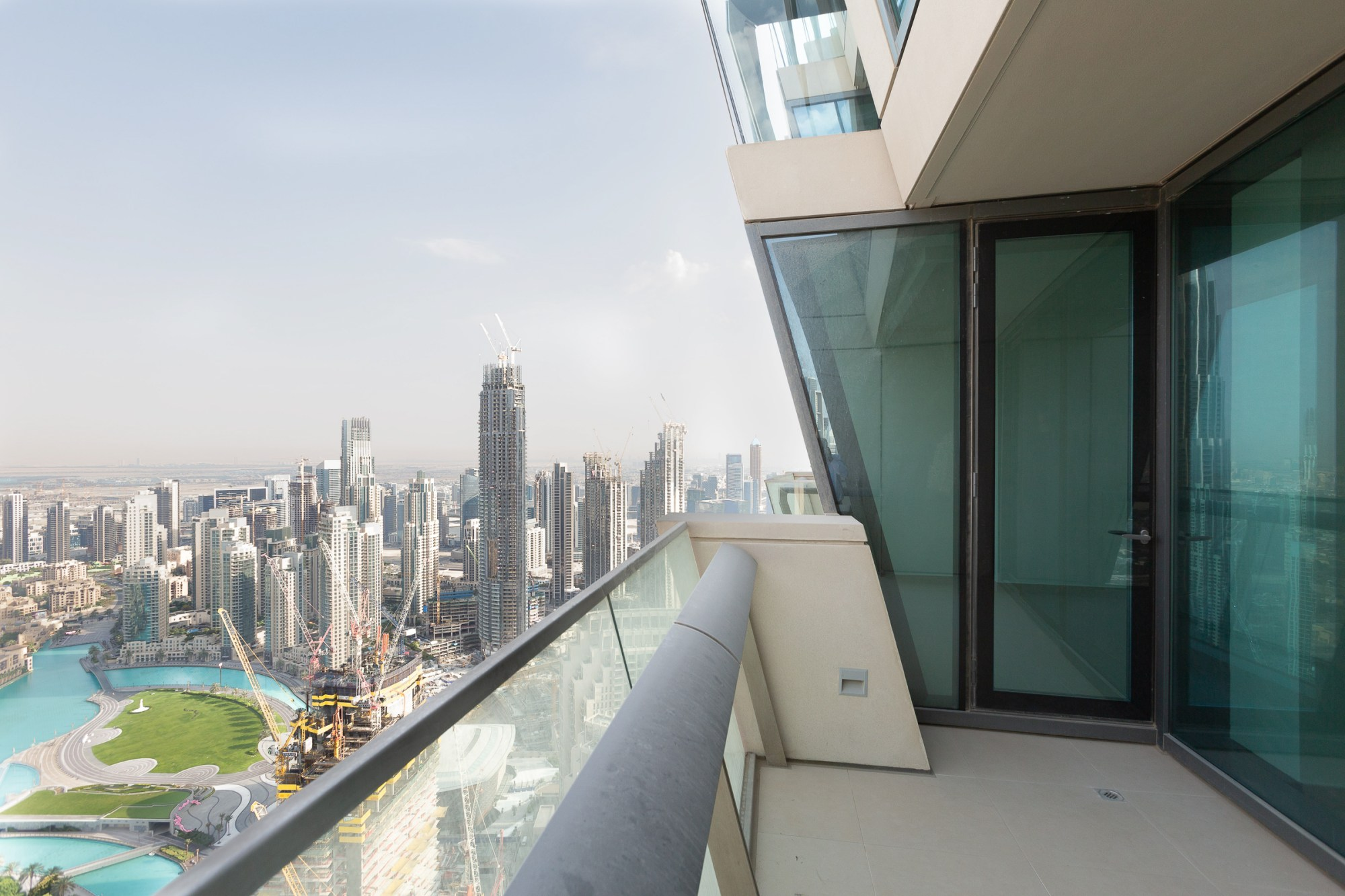 Best Layout 3 Beds 05 Series Burj | Fountain View