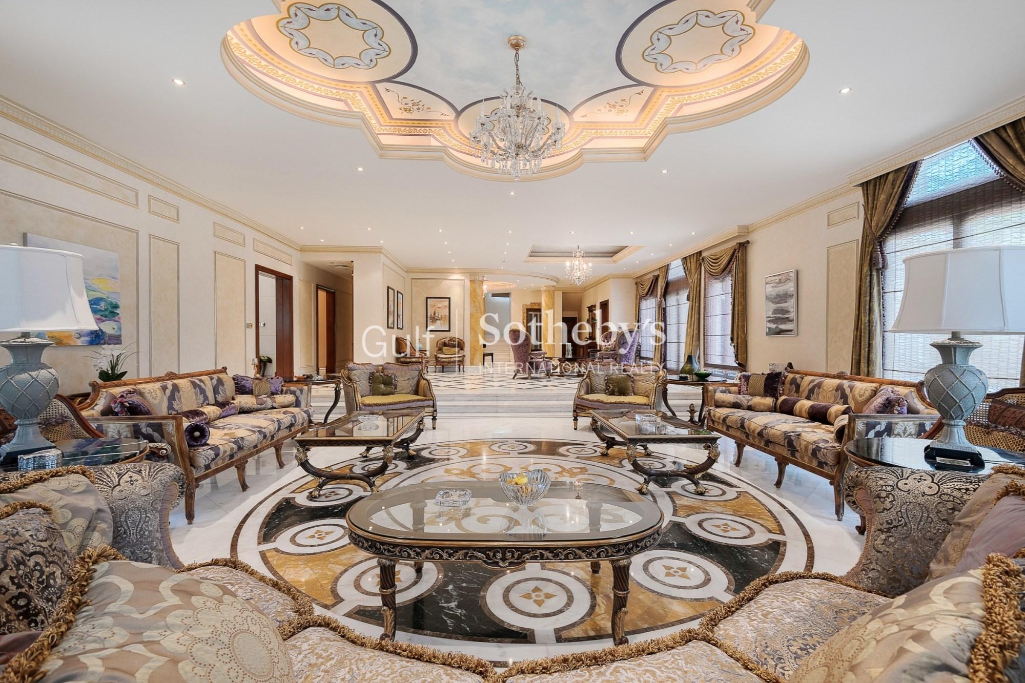 Furnished Signature Villa | 6BR French Riviera