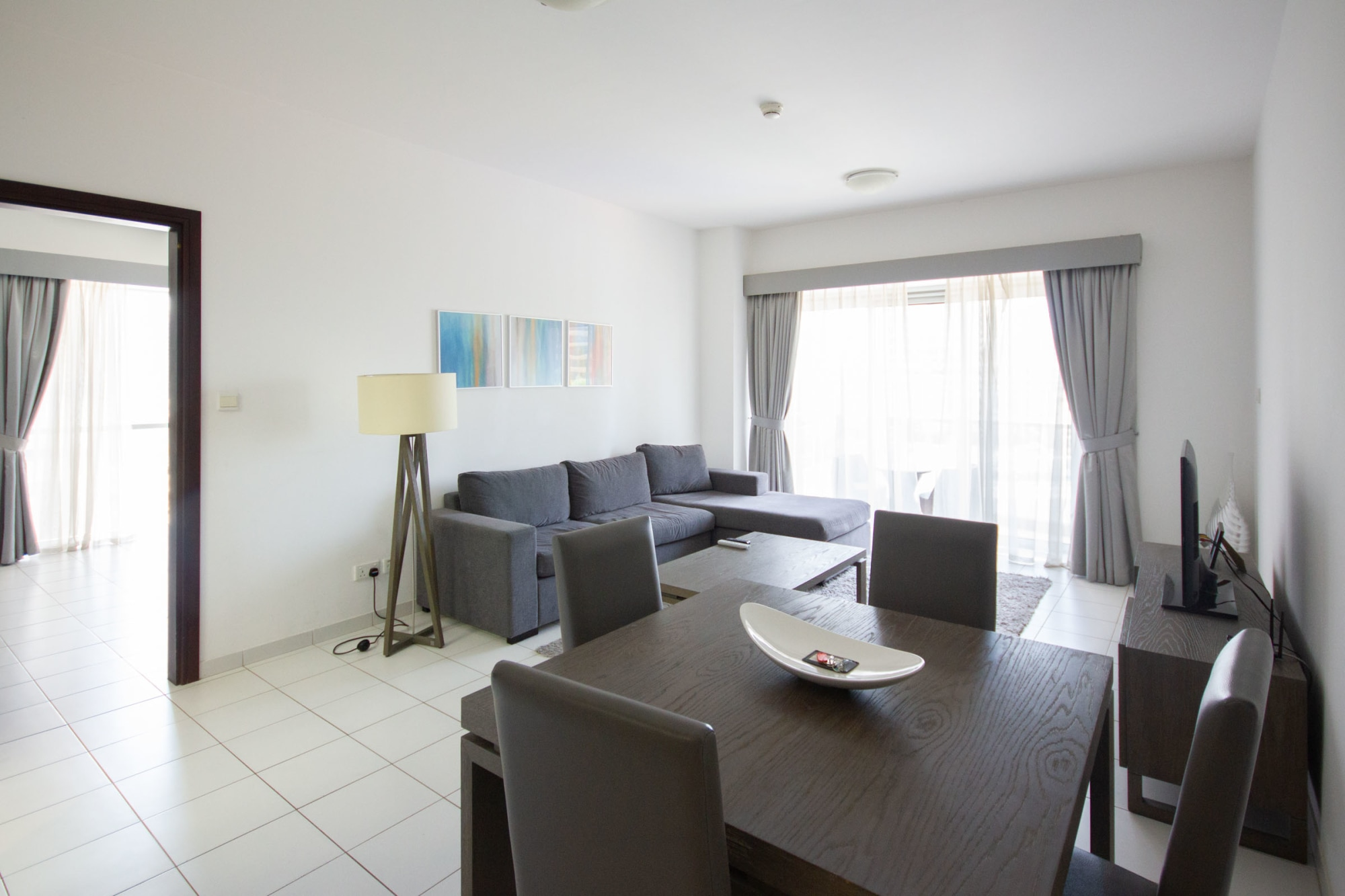 Marina Tower |Large 1 Bed |Furnished |Pool View