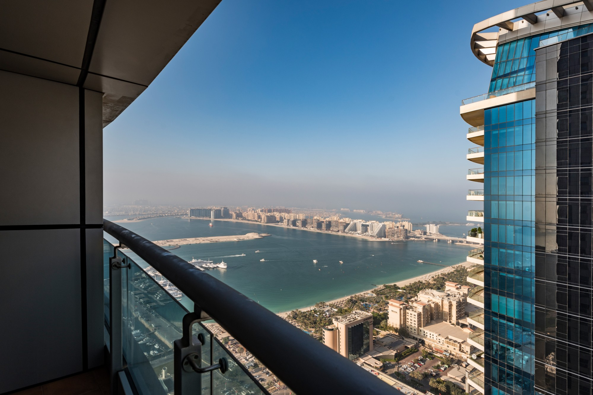High Floor Full Sea View 2 Bed - Negotiable