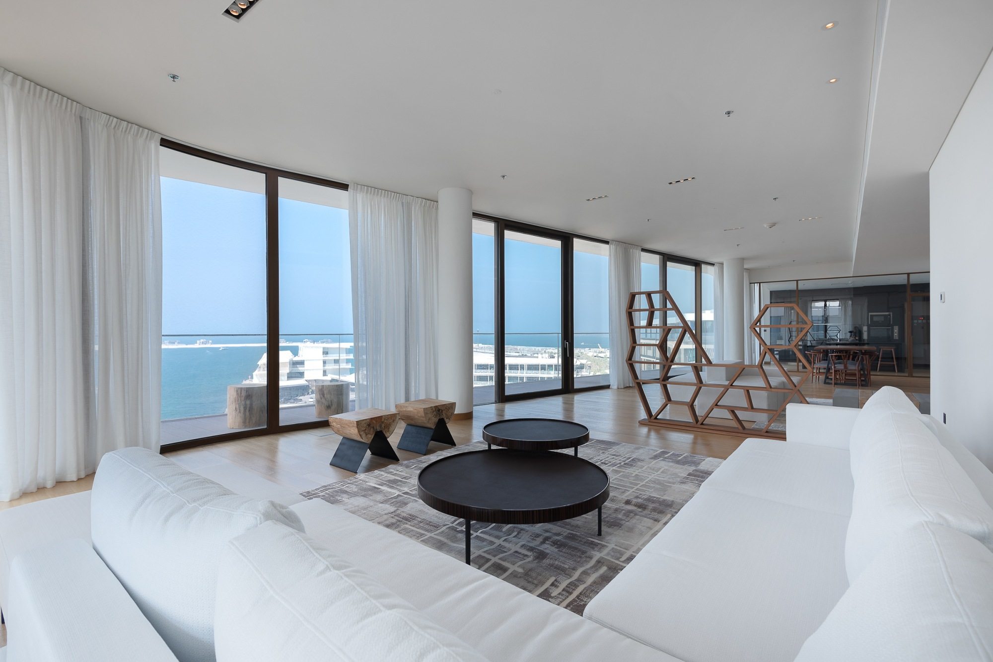 Exclusive 4 Bed Penthouse in Bulgari | Brand New