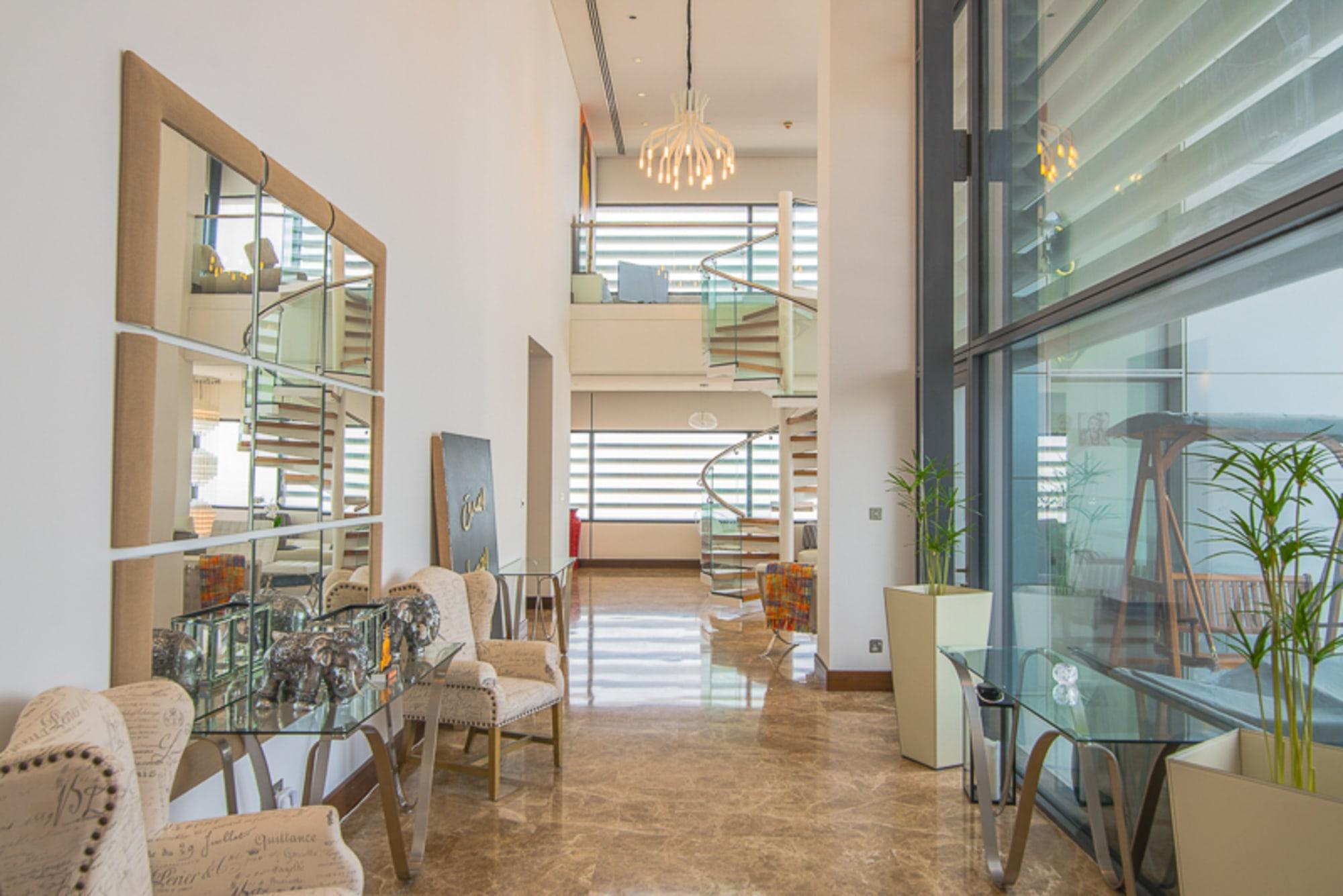 Gorgeous Duplex Penthouse Apartment For Sale