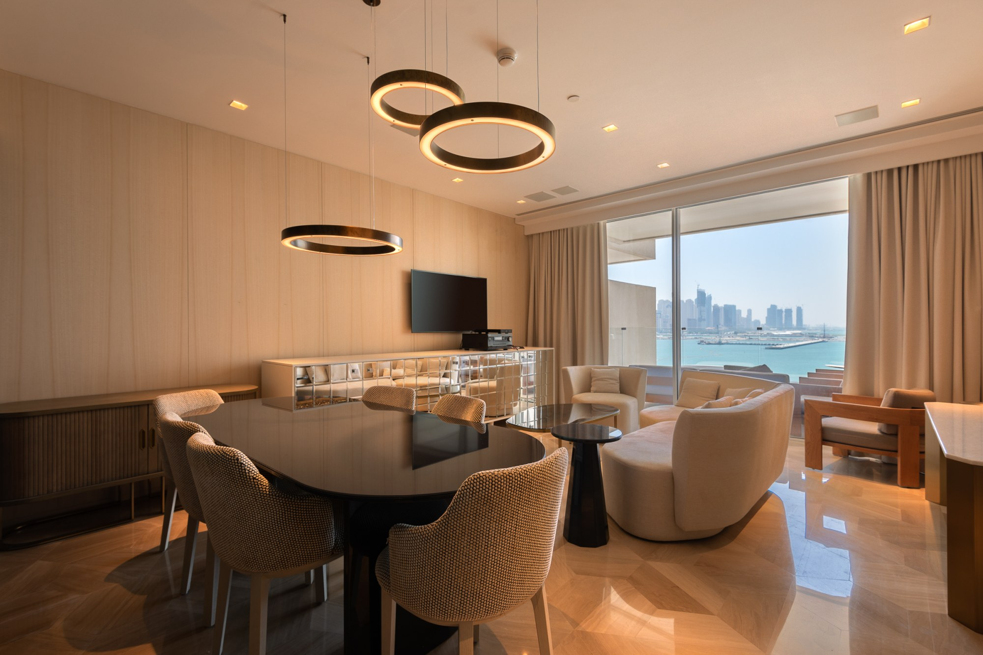 One and Only | Sea Line | Stunning Views