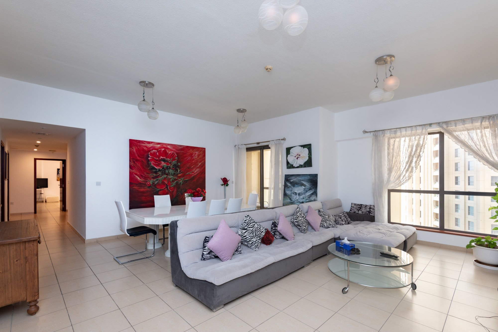Fully Furnished | 3 Bedroom | Spacious