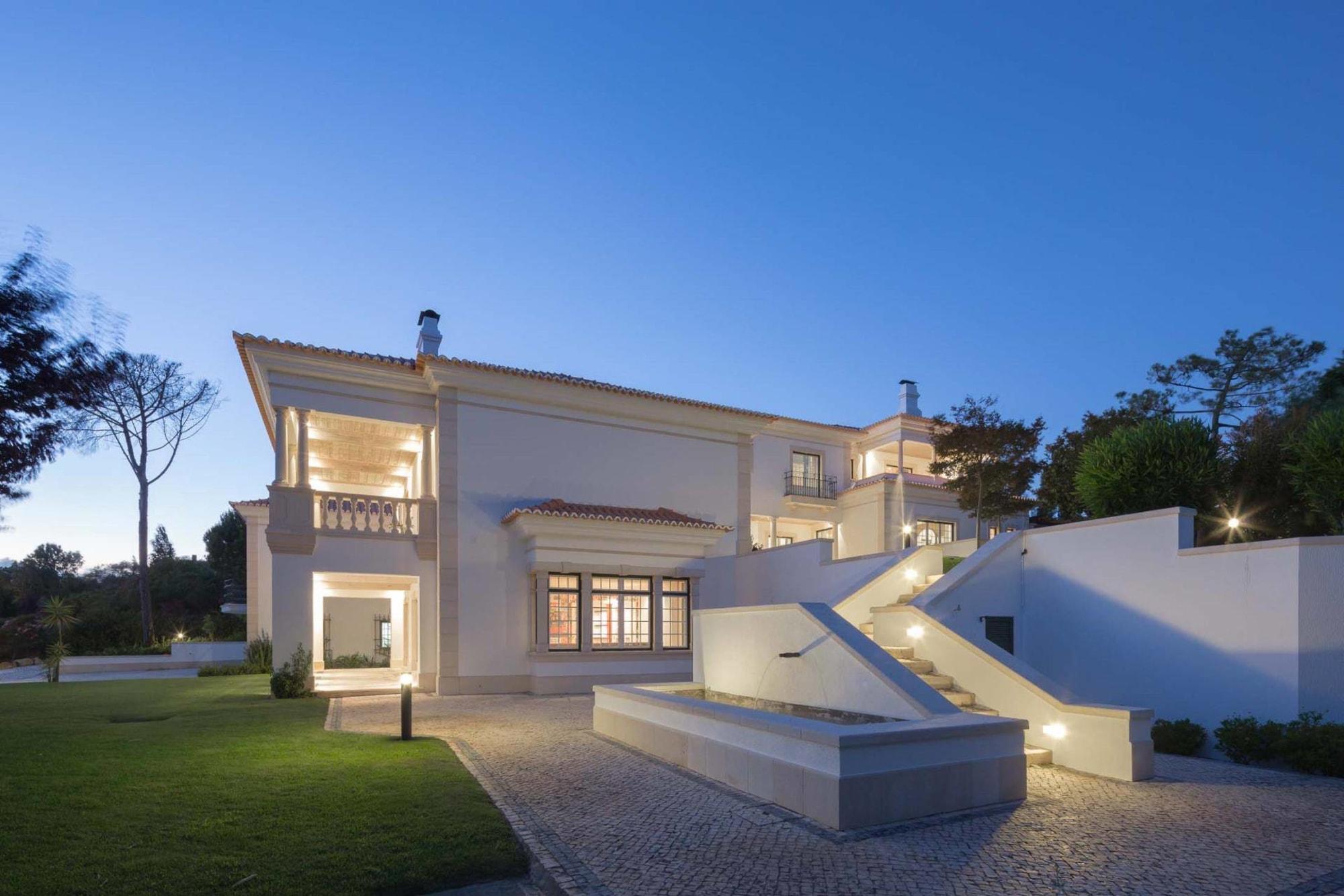 Villa in Quinta Patino with Golf Course views
