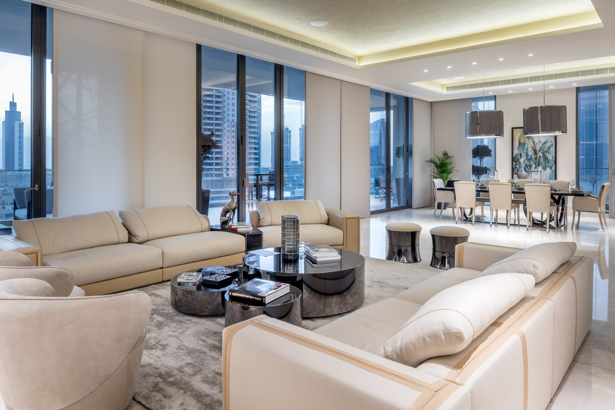 Fully Furnished Ultra Luxurious Penthouse