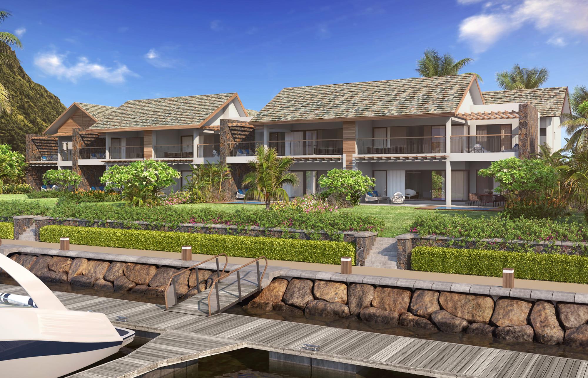 La Balise Marina apartments