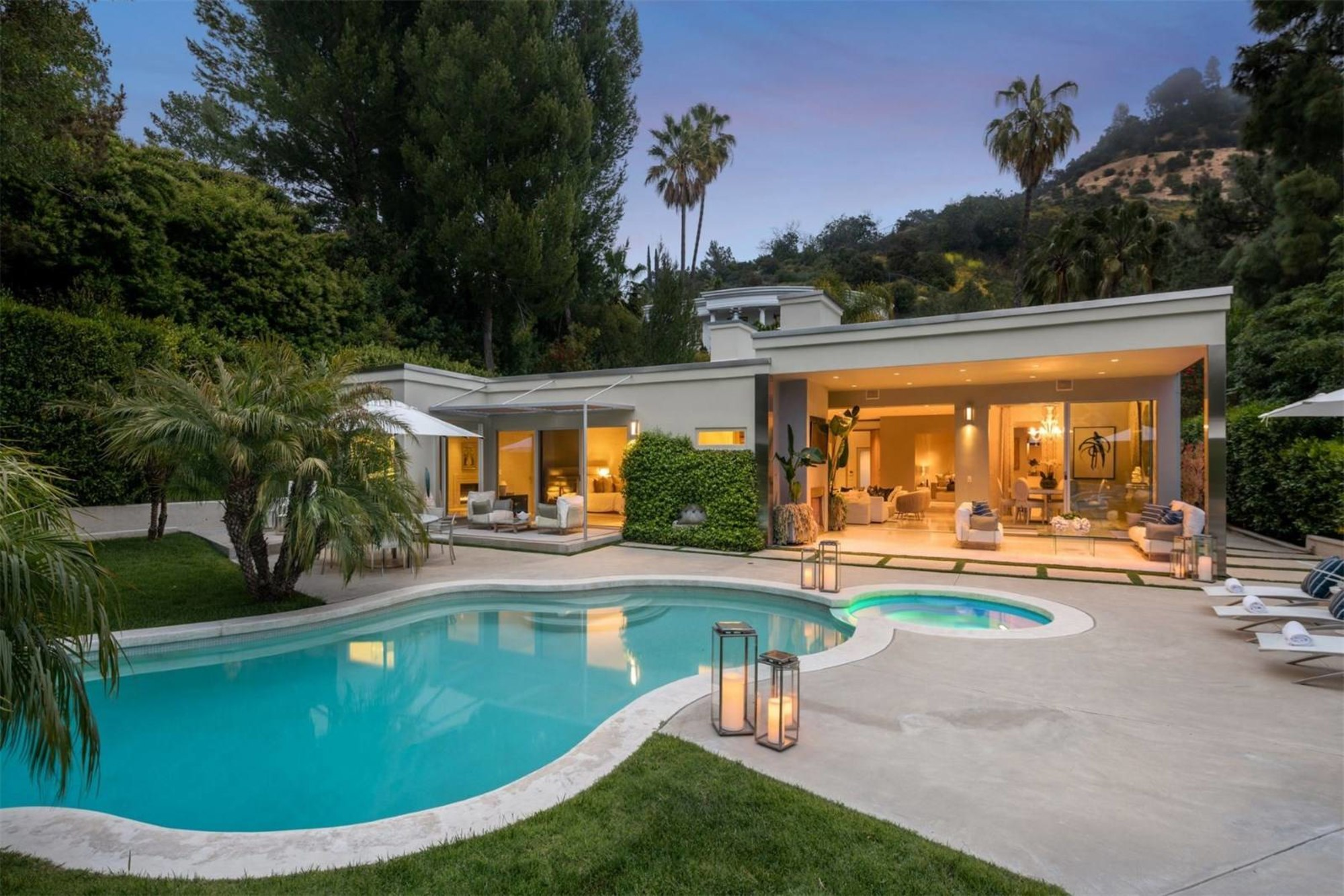Hutton Drive Beverly Hills
