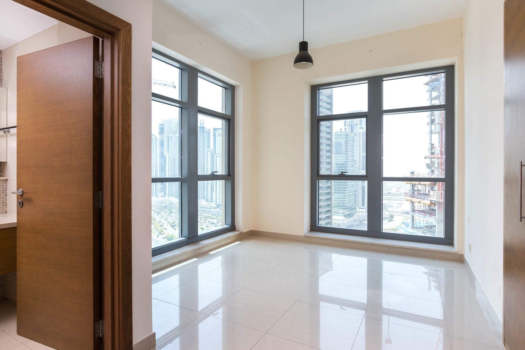 One bedroom plus study | Boulevard View | Rented