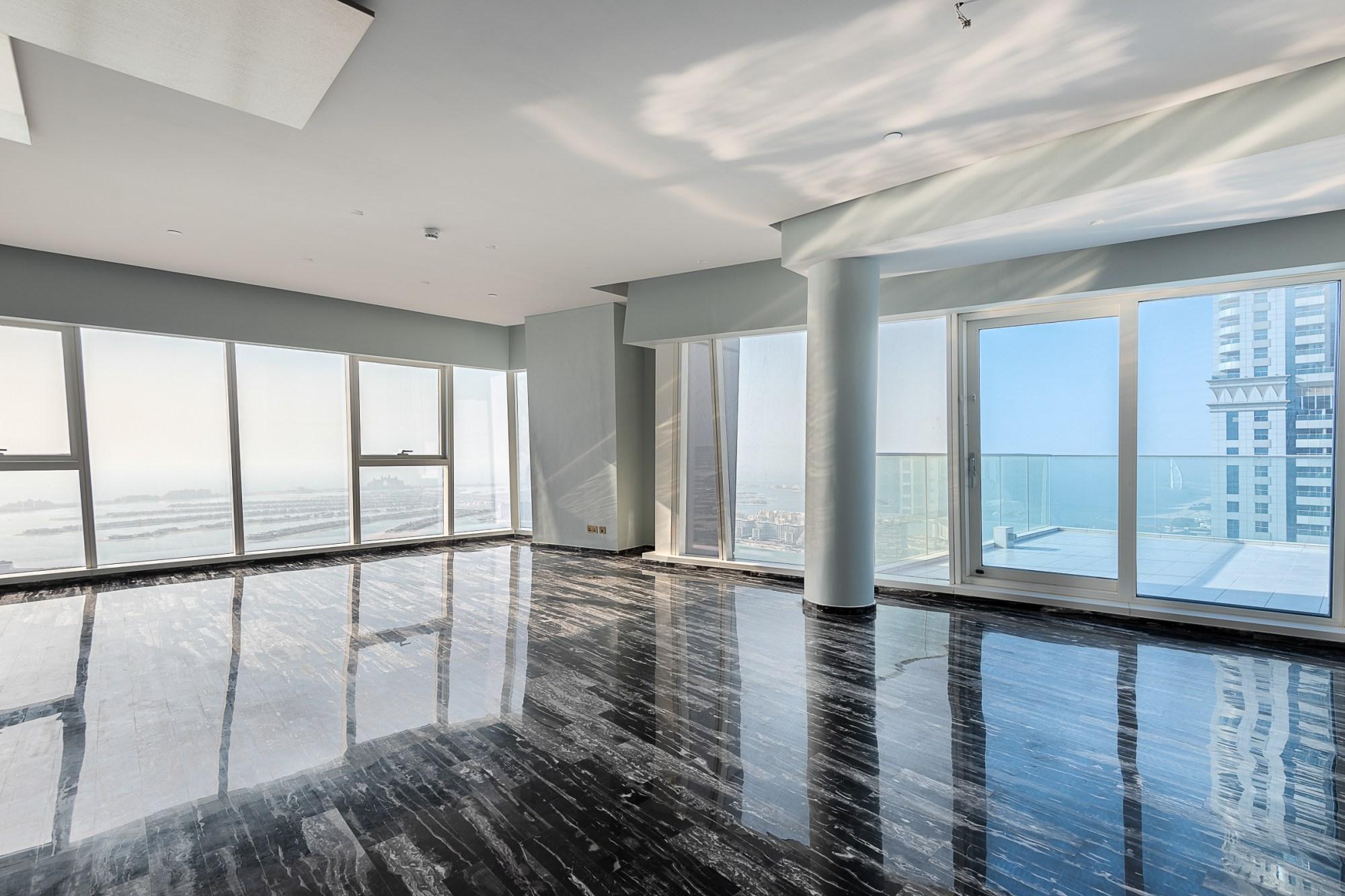 Fully Upgraded Fendi Penthouse - Vacant