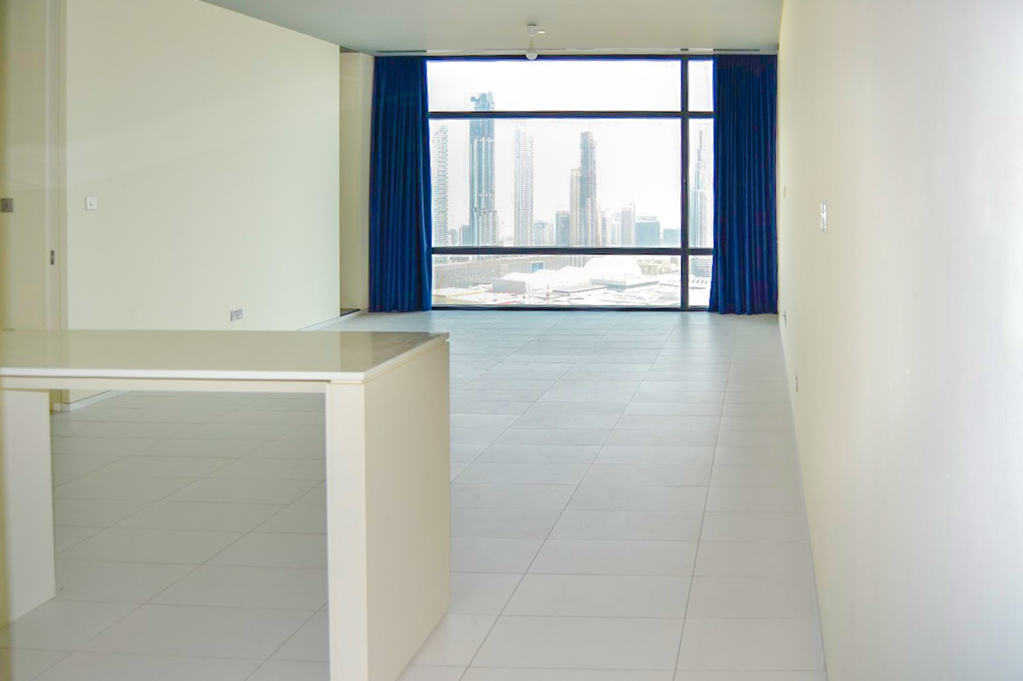 Spacious 1BR | High Floor | Amazing View
