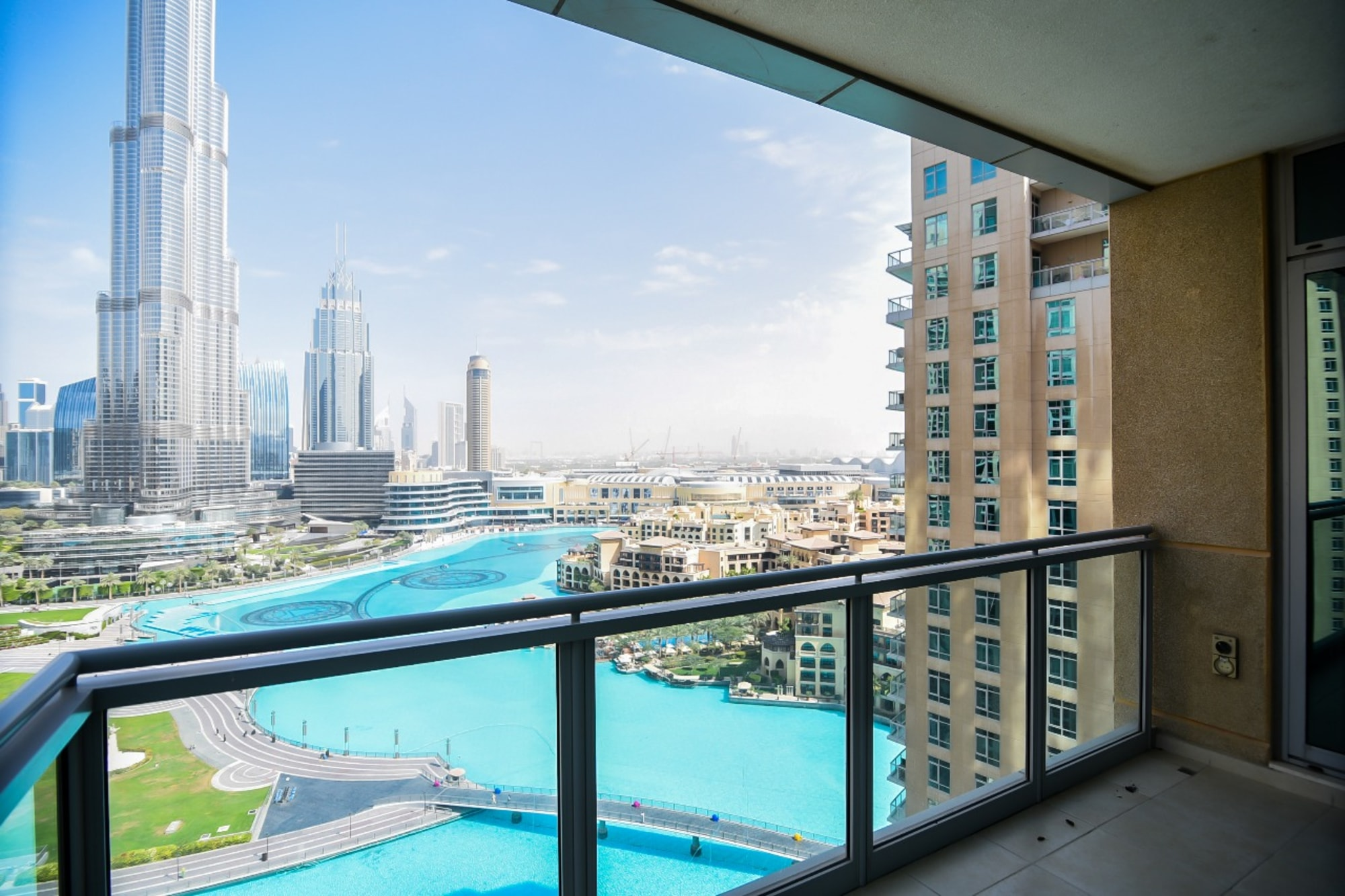 Large Three Bedroom | Fountain and Khalifa View