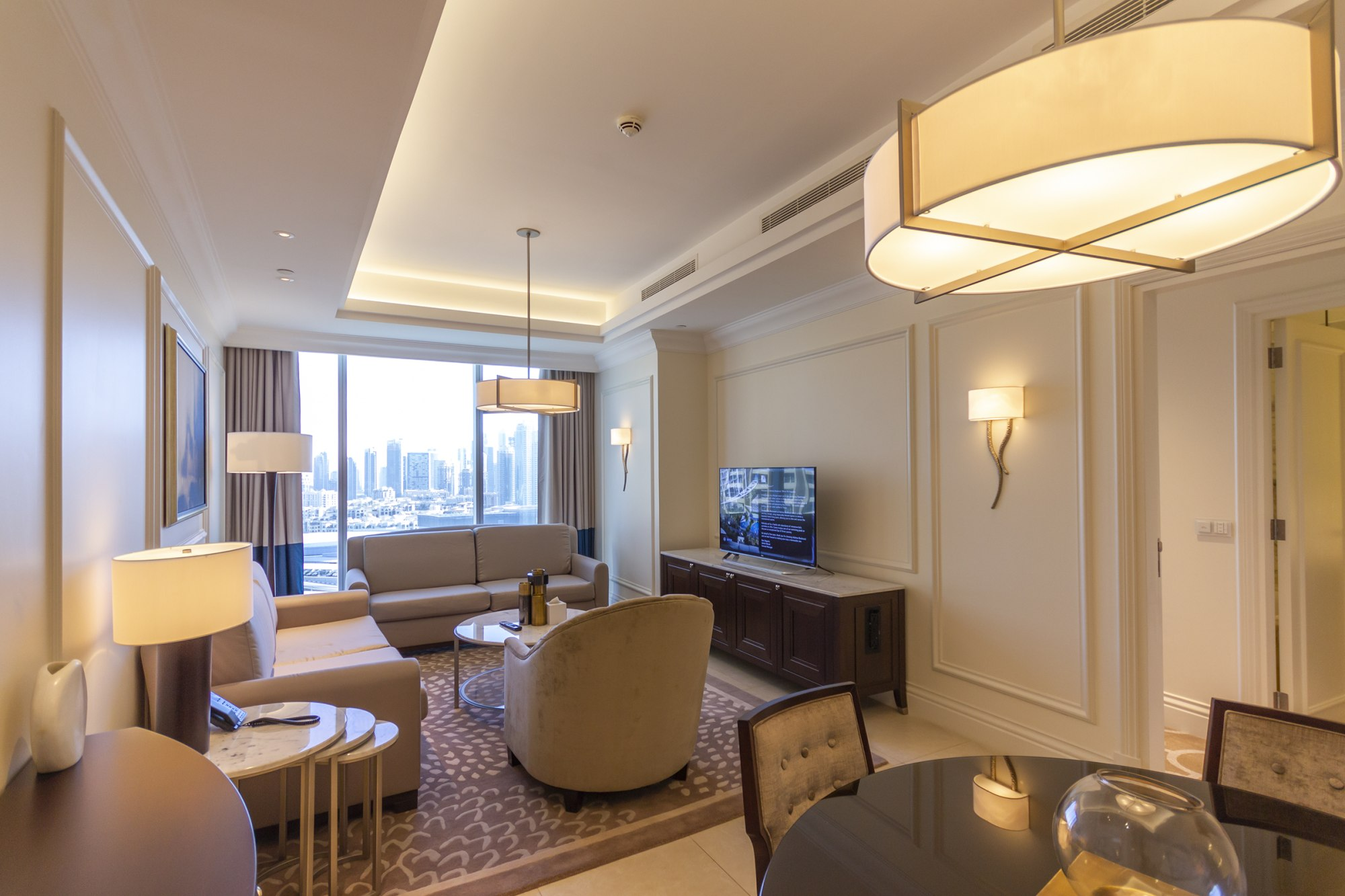 Rented | DIFC and Zaabeel View | Mid Floor