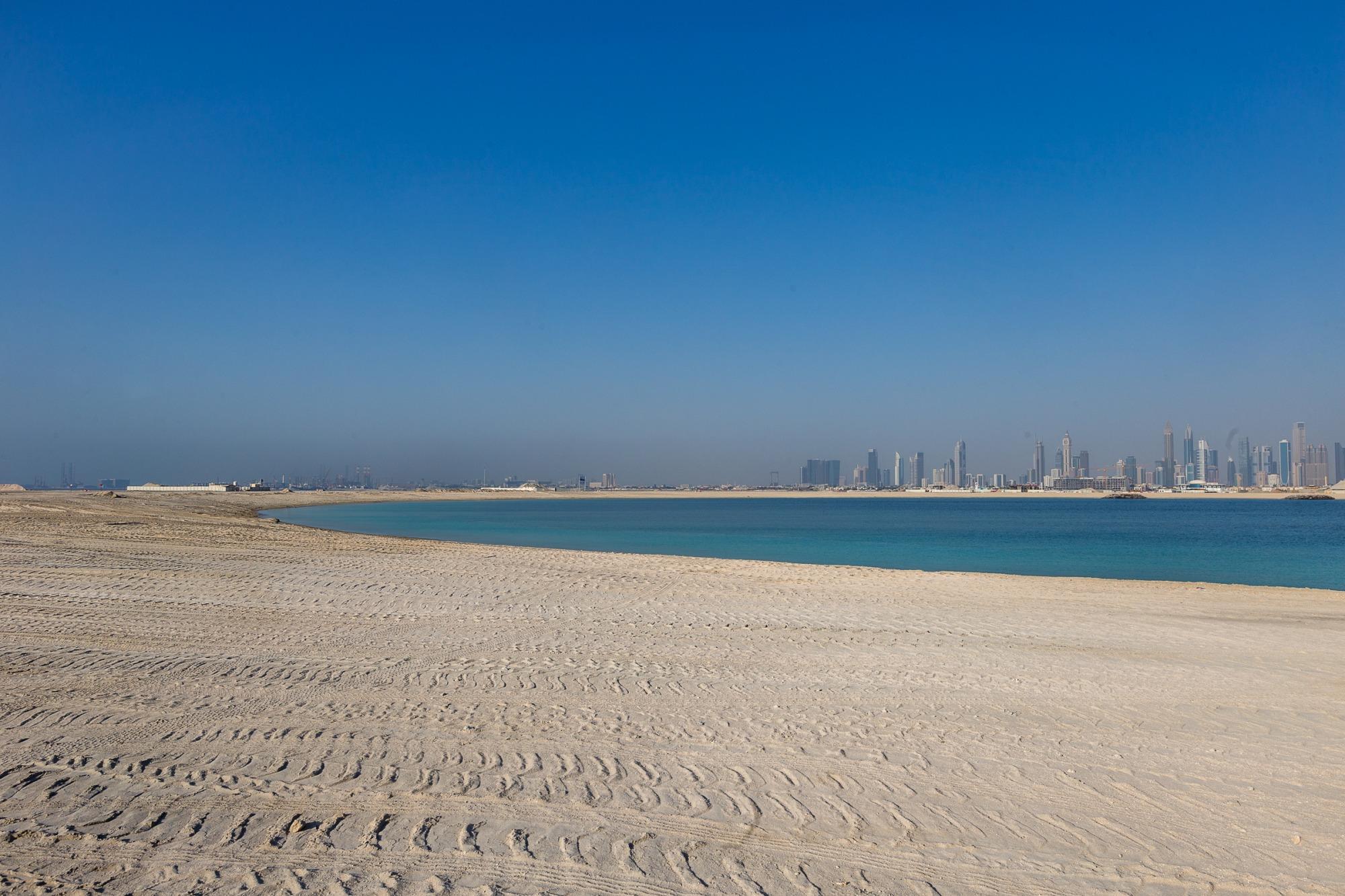 Jumeirah Bay | Island Beach Front | Plot