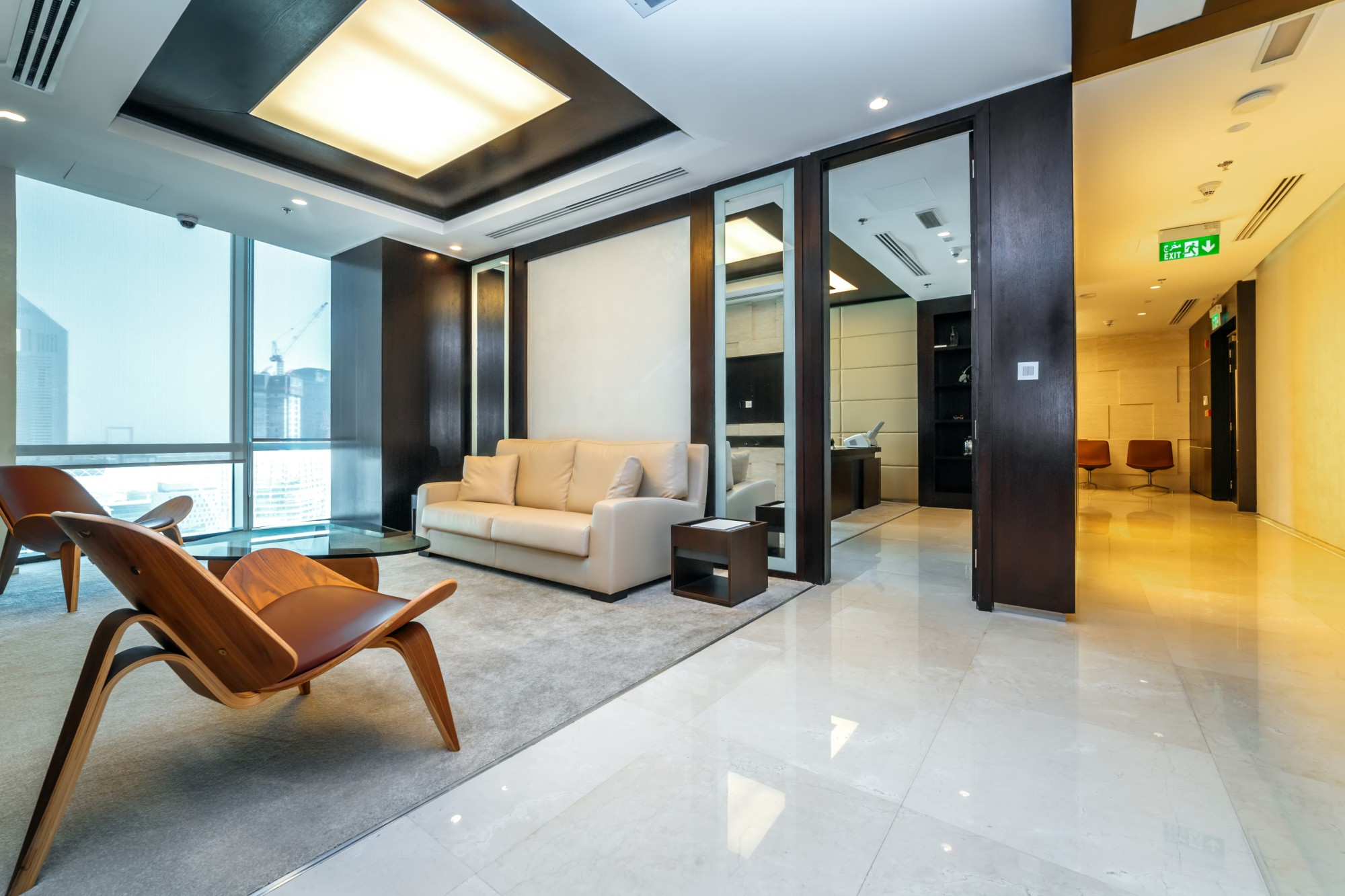 Fitted Office | Panoramic View | Great View