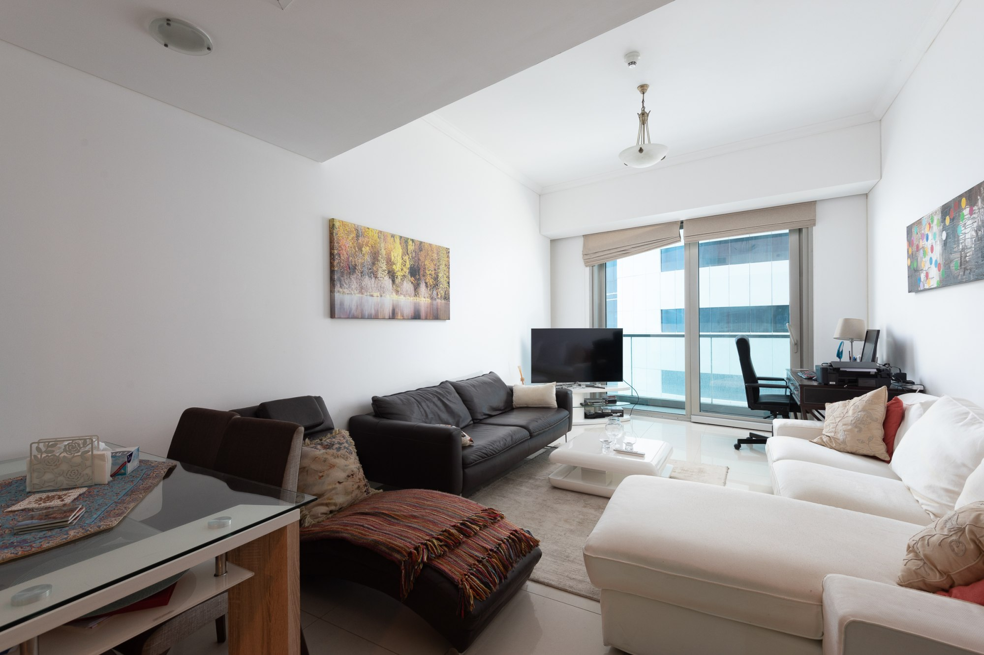 Ocean Heights|Large One Bed|Partial Sea View
