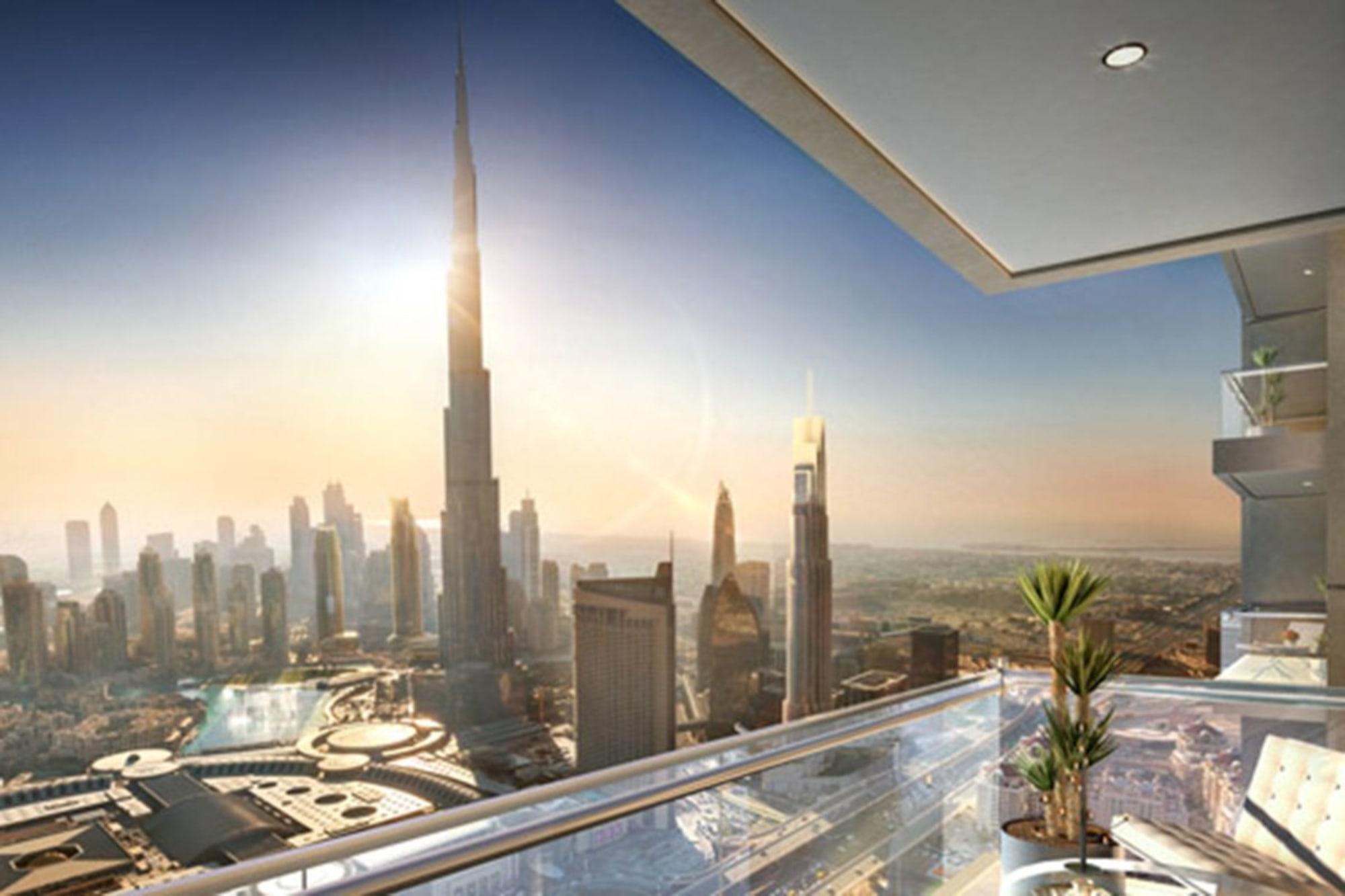 Beautiful 3BR Burj View |75% Post Handover 5 Years