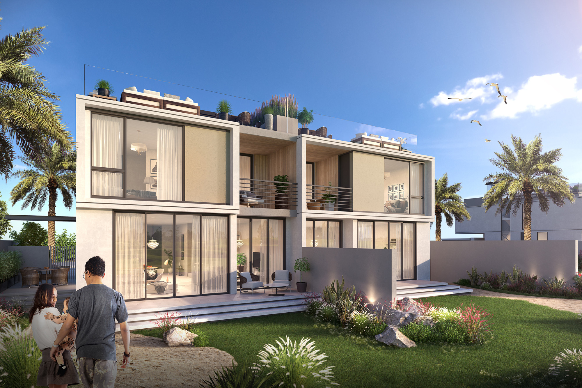 Great Location, 4 Bedroom Club Villas Dubai Hills
