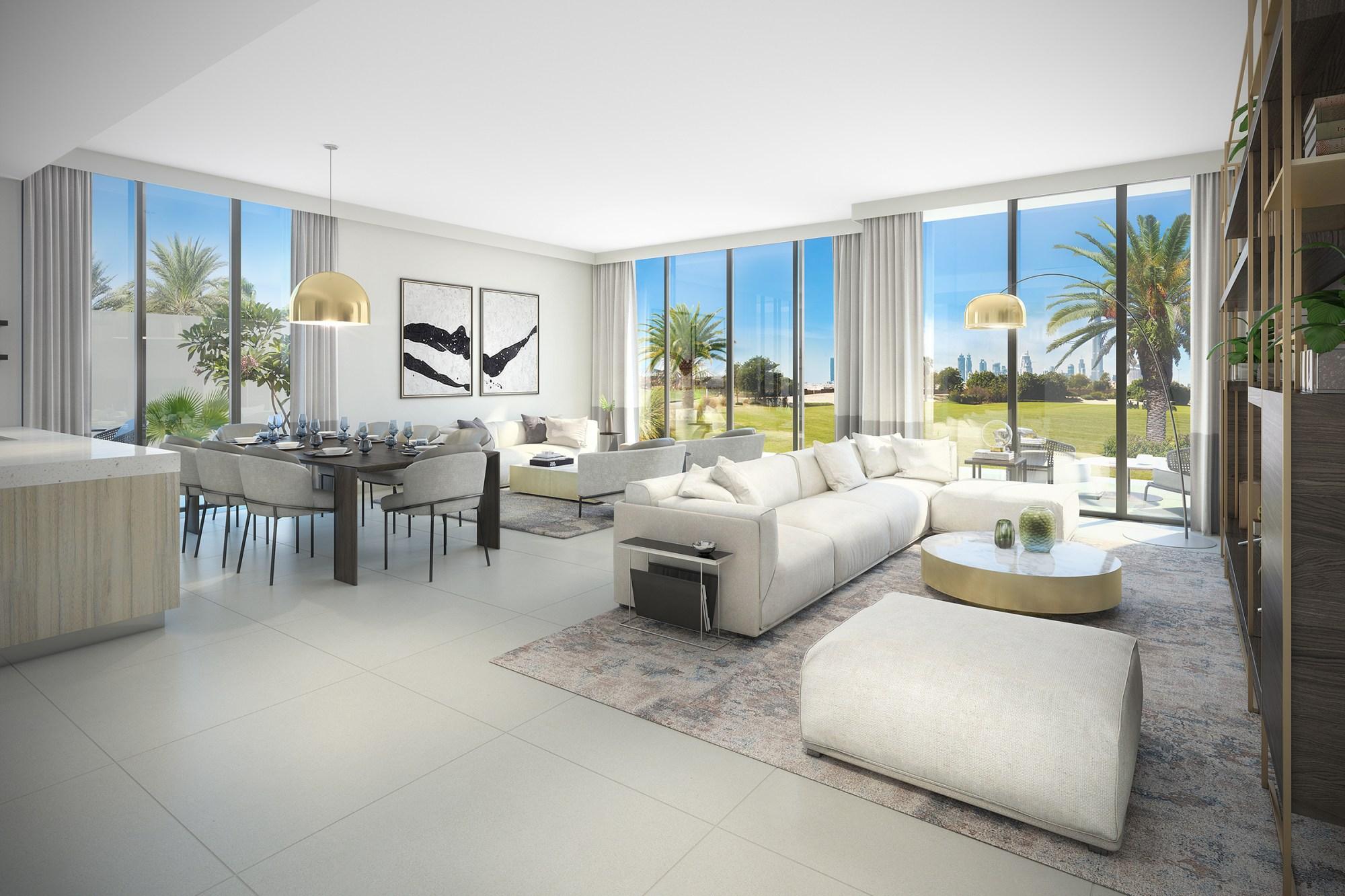 3 Bedroom Villa Set Amongst The Golf Course