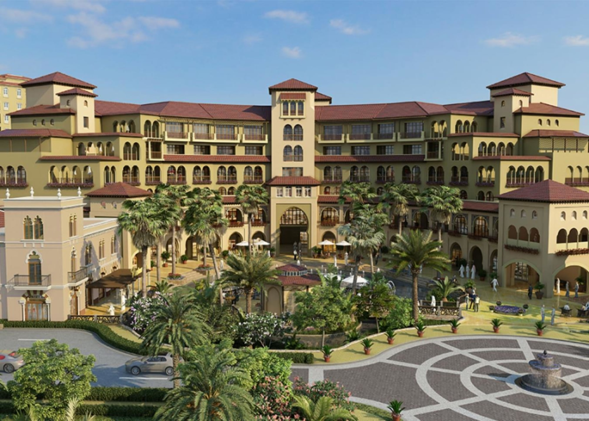 Cheapest 3 Bedroom Al Andalus | Golf Community