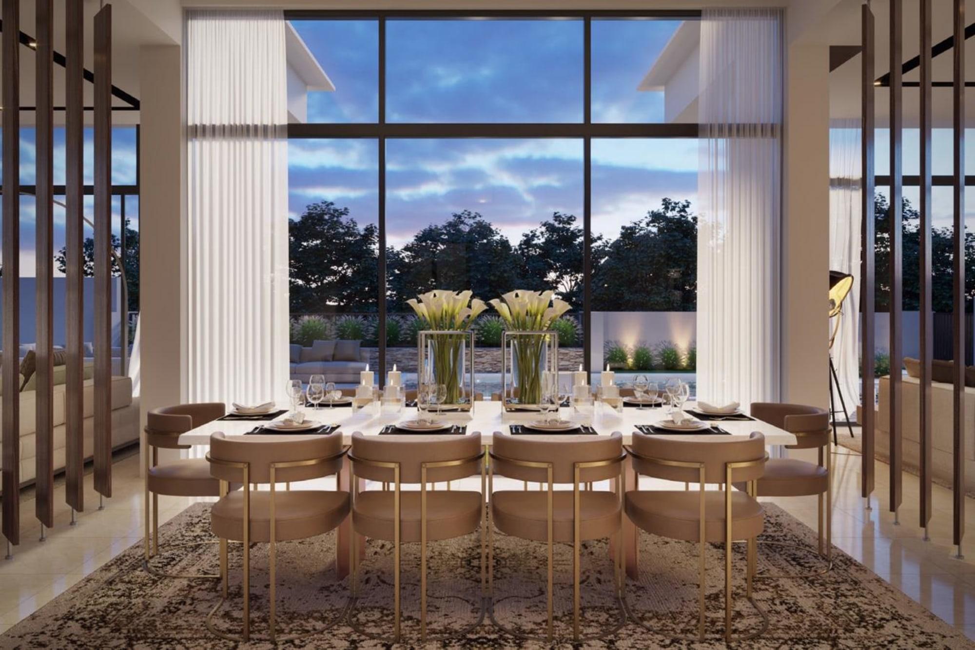 Stunning 5 Bedroom Golf Villa | 75% Post Handover