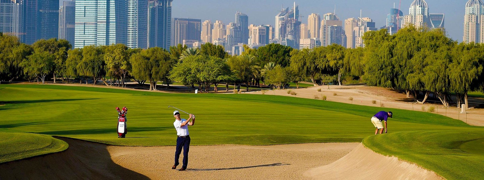 Huge Plot Overlooking The Golf Course |Dubai Hills