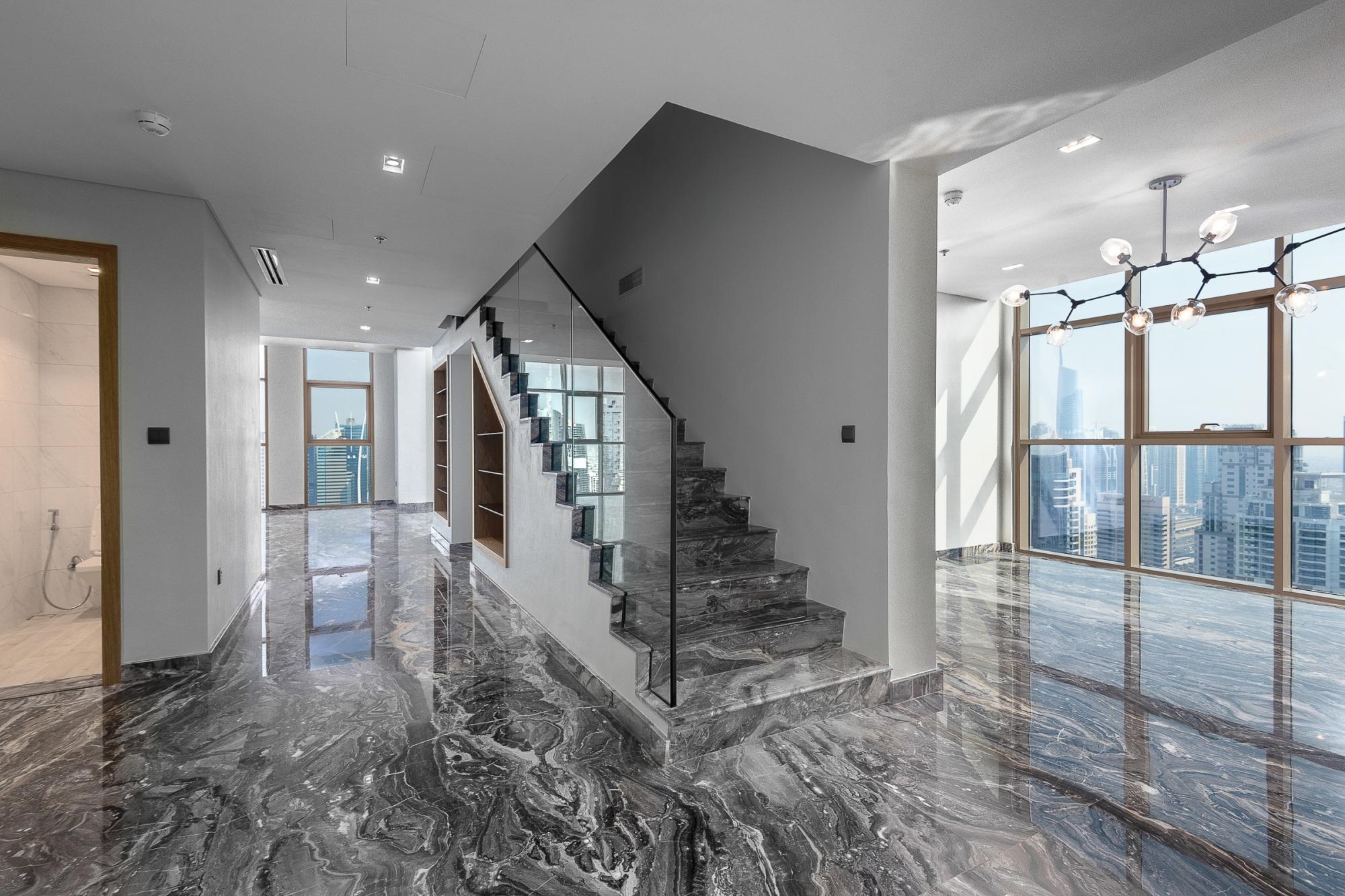 Brand New Luxury Duplex  Penthouse