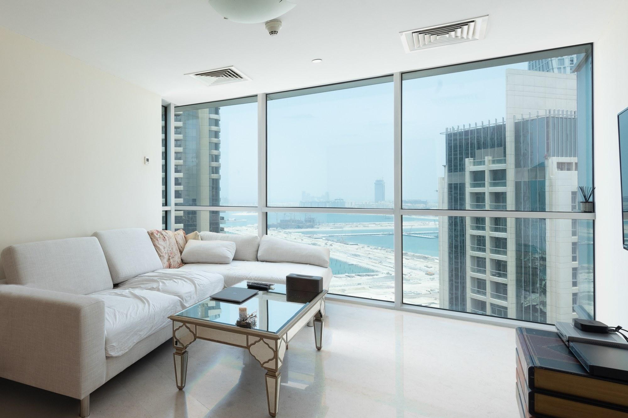 4 Bed + M | Panoramic Marina view| High Floor