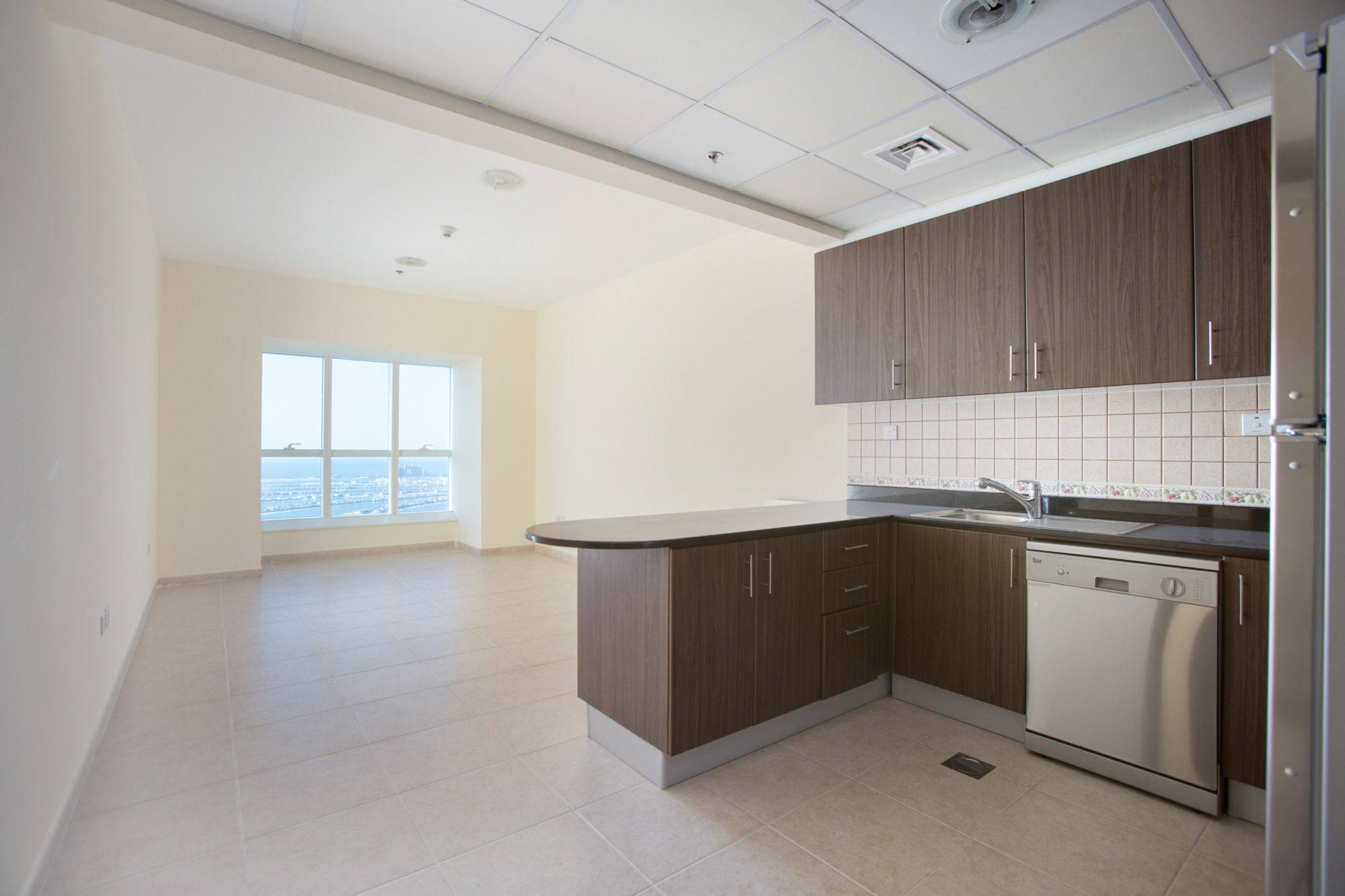 Full sea view High Floor One Bed Elite Residence