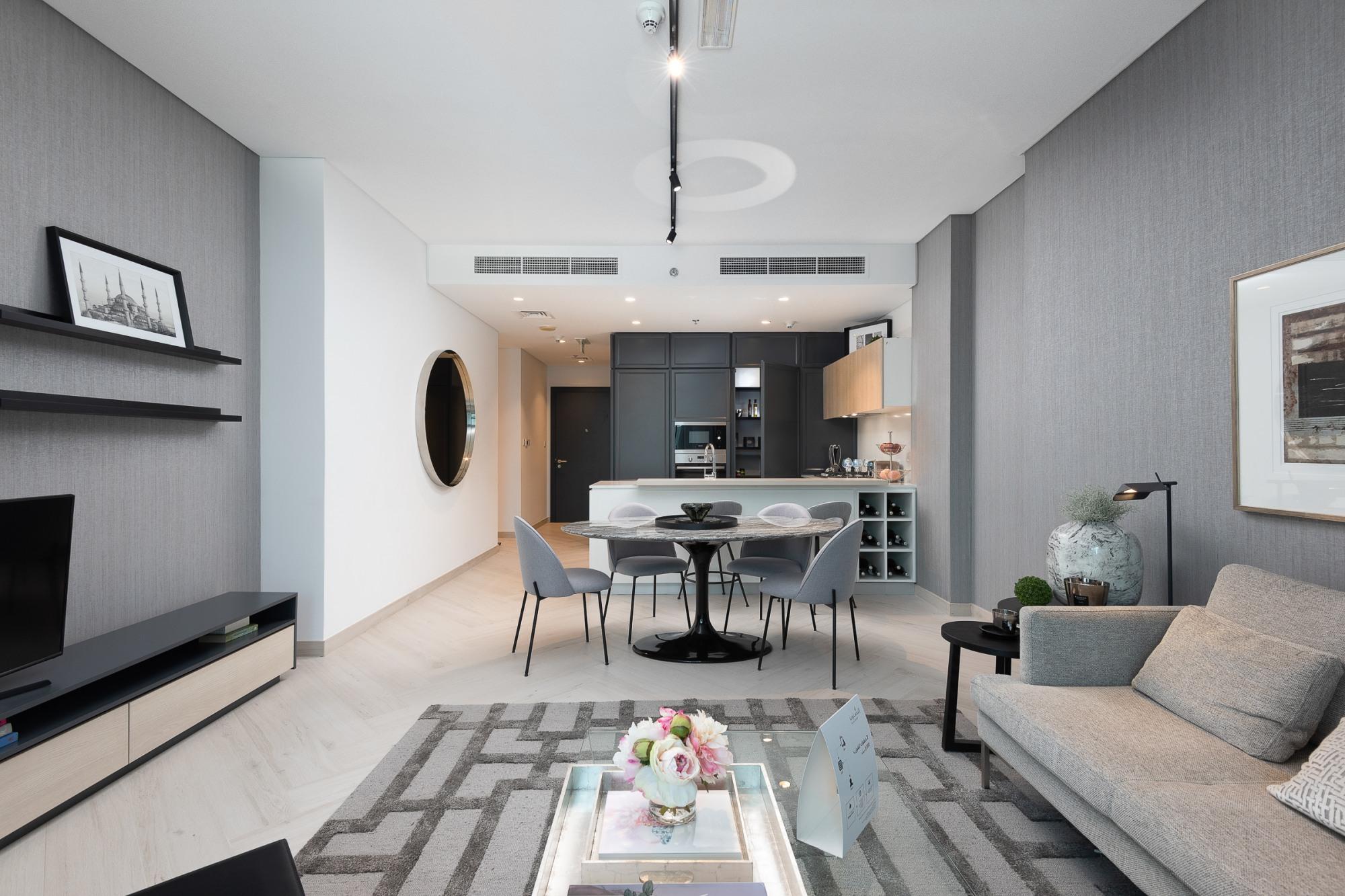 Contemporary 2 bed  Wilton Park Residences