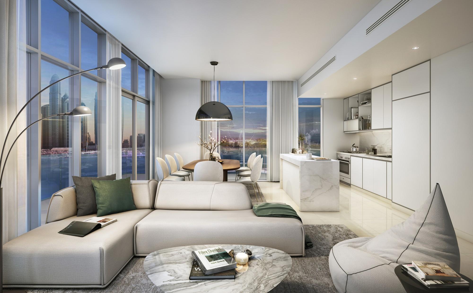 Pay 25% To Move In   Stunning Marina Skyline Views
