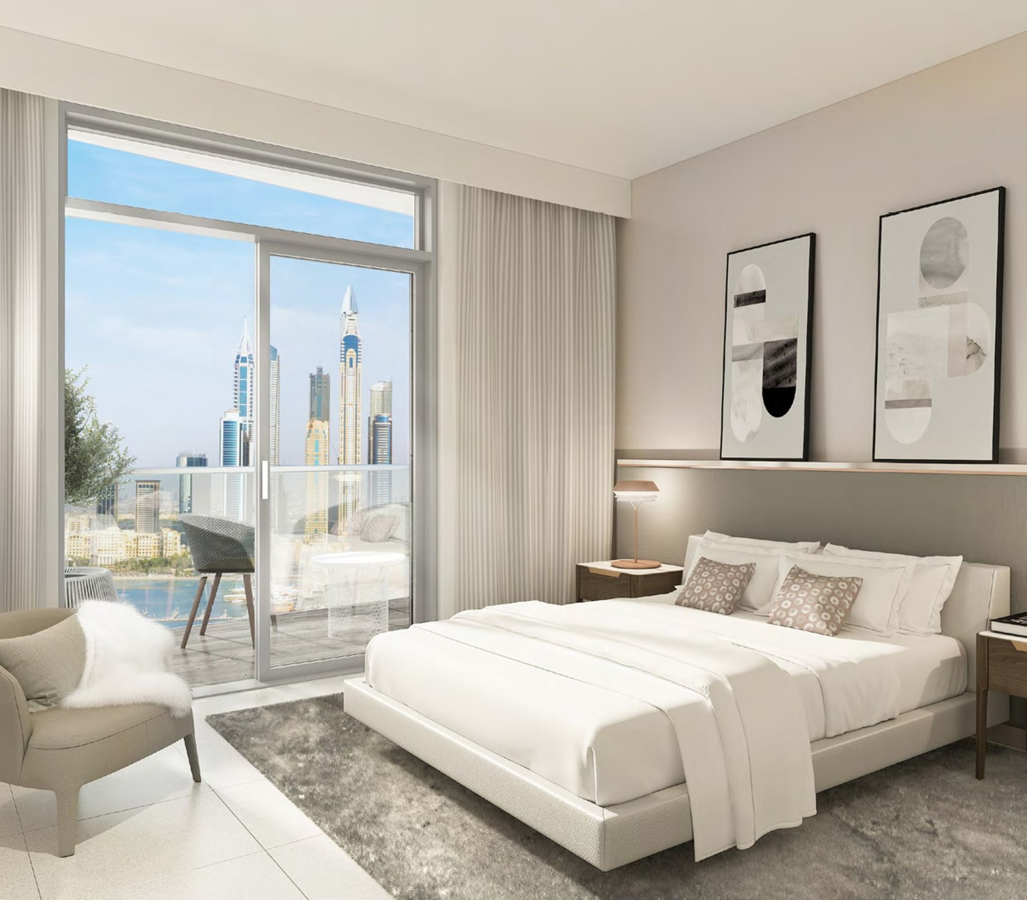 New Launched 2 Bed Apartment | Marina Skyline View