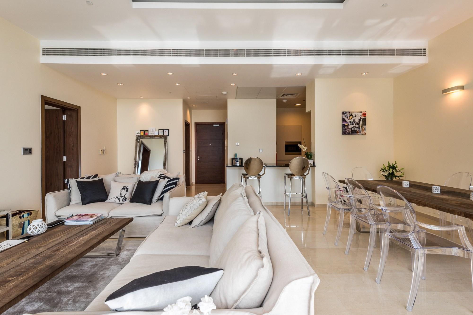 Oceana Palm Jumeirah 1 bed Beach resort apartment