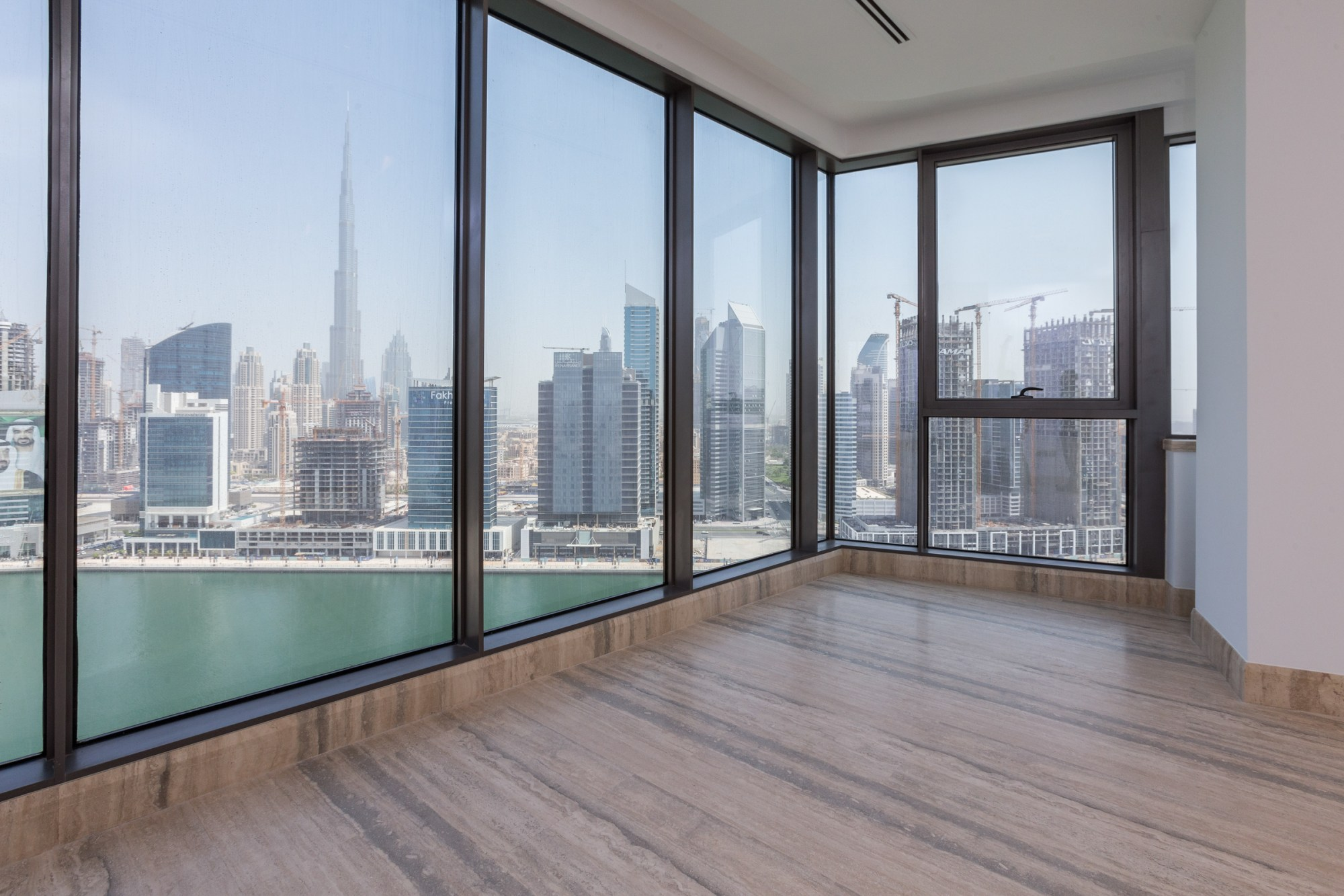 Unfurnished Ultra Luxurious Full Floor