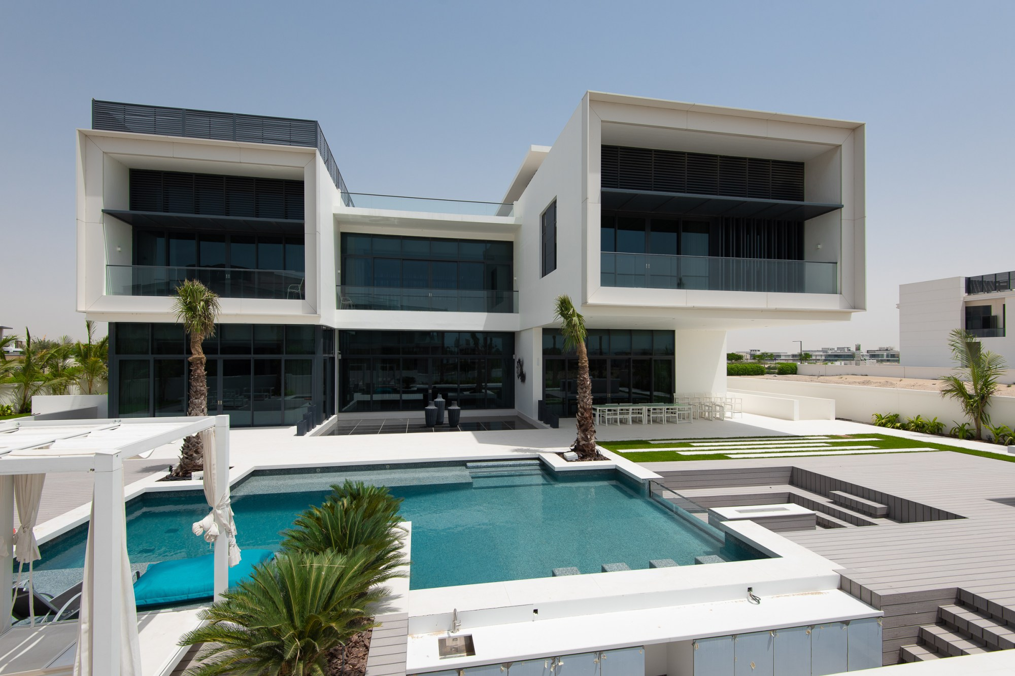 Exquisite 7 Bedrooms Dubai Hills Mansion