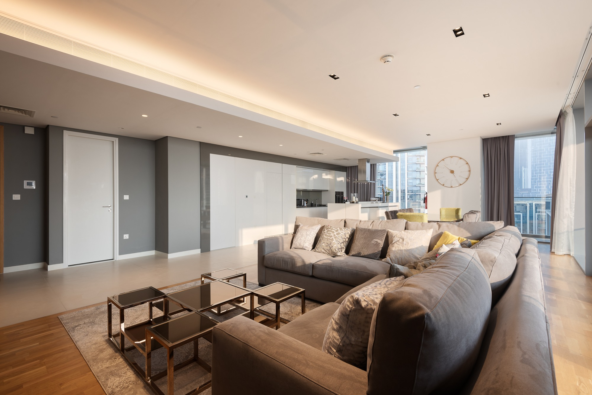 EXCLUSIVE 4 BED + MAIDS | FULLY FURNISHED