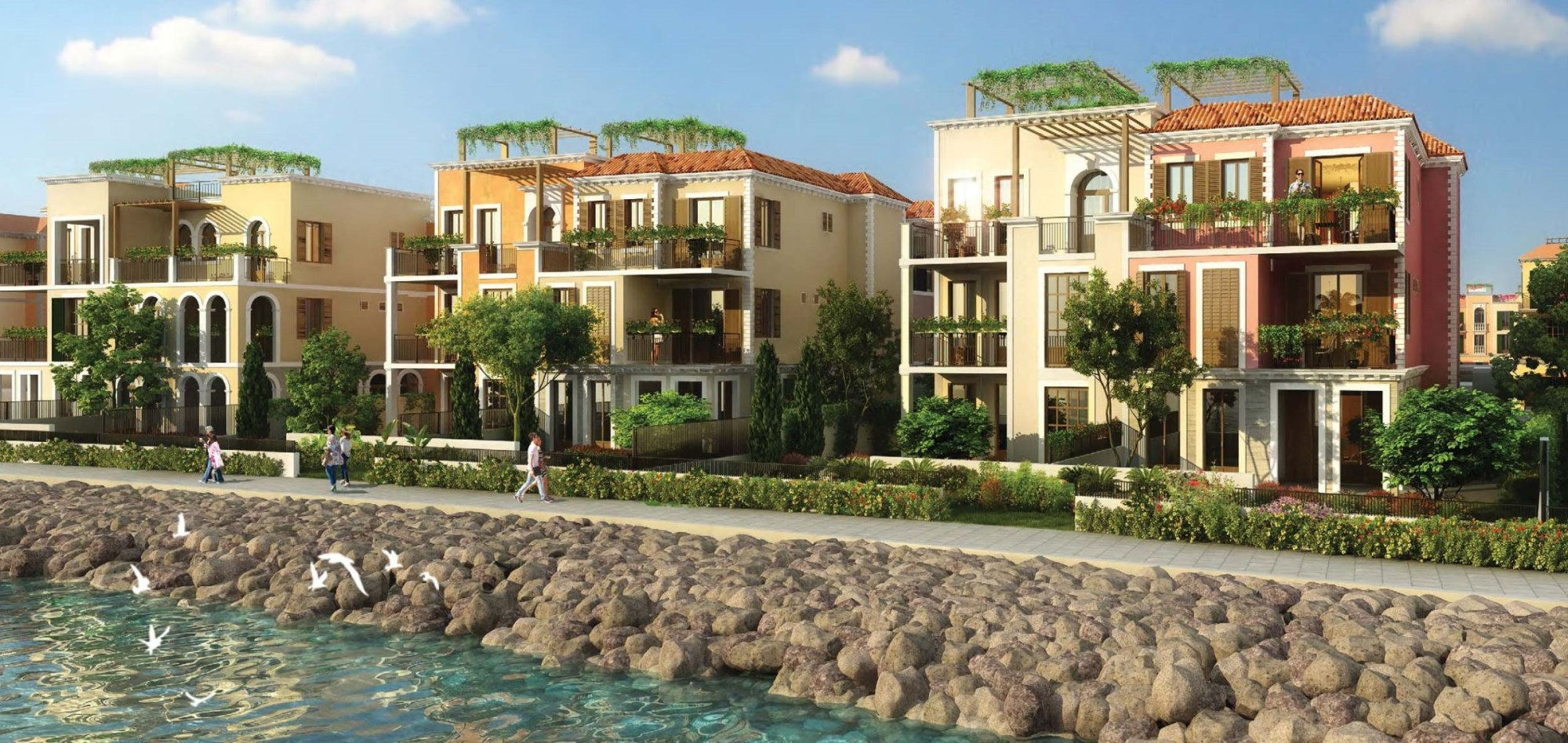 Beautiful 3 Bed | Townhouse | Located On La Mer