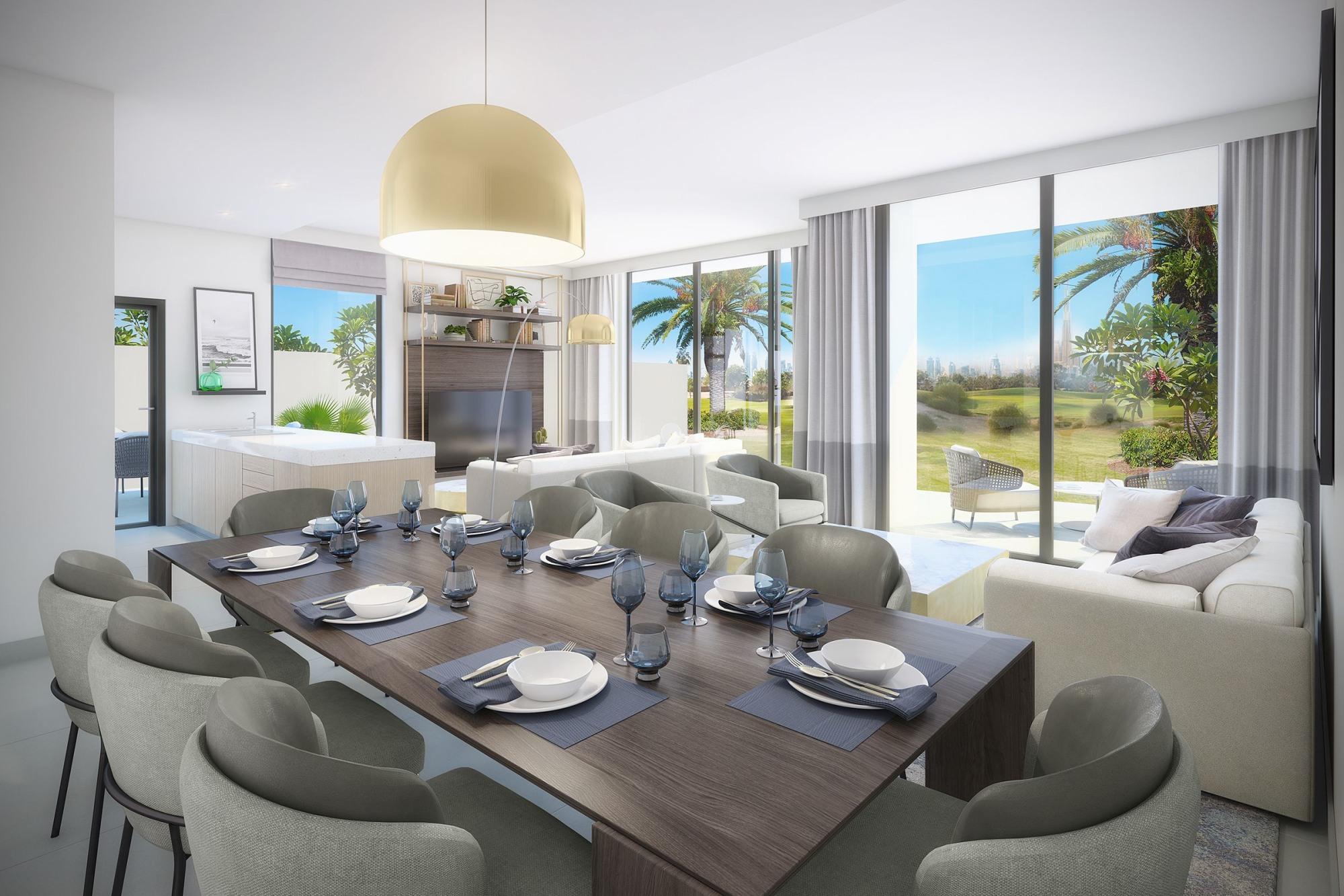 Limited Resale Club Villa | 4BR Golf Course Views