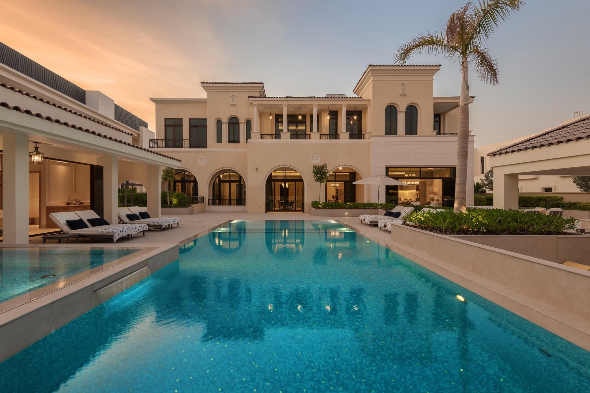 Dubai Hills Grove Street Of Dreams