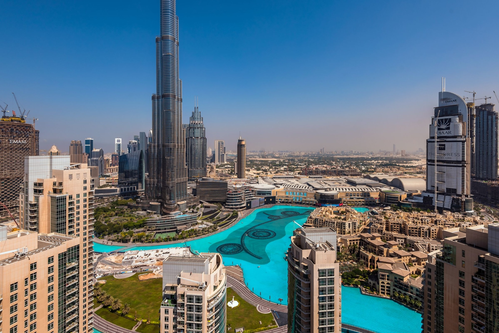 Penthouse Level | High ROI | Burj & Fountain View
