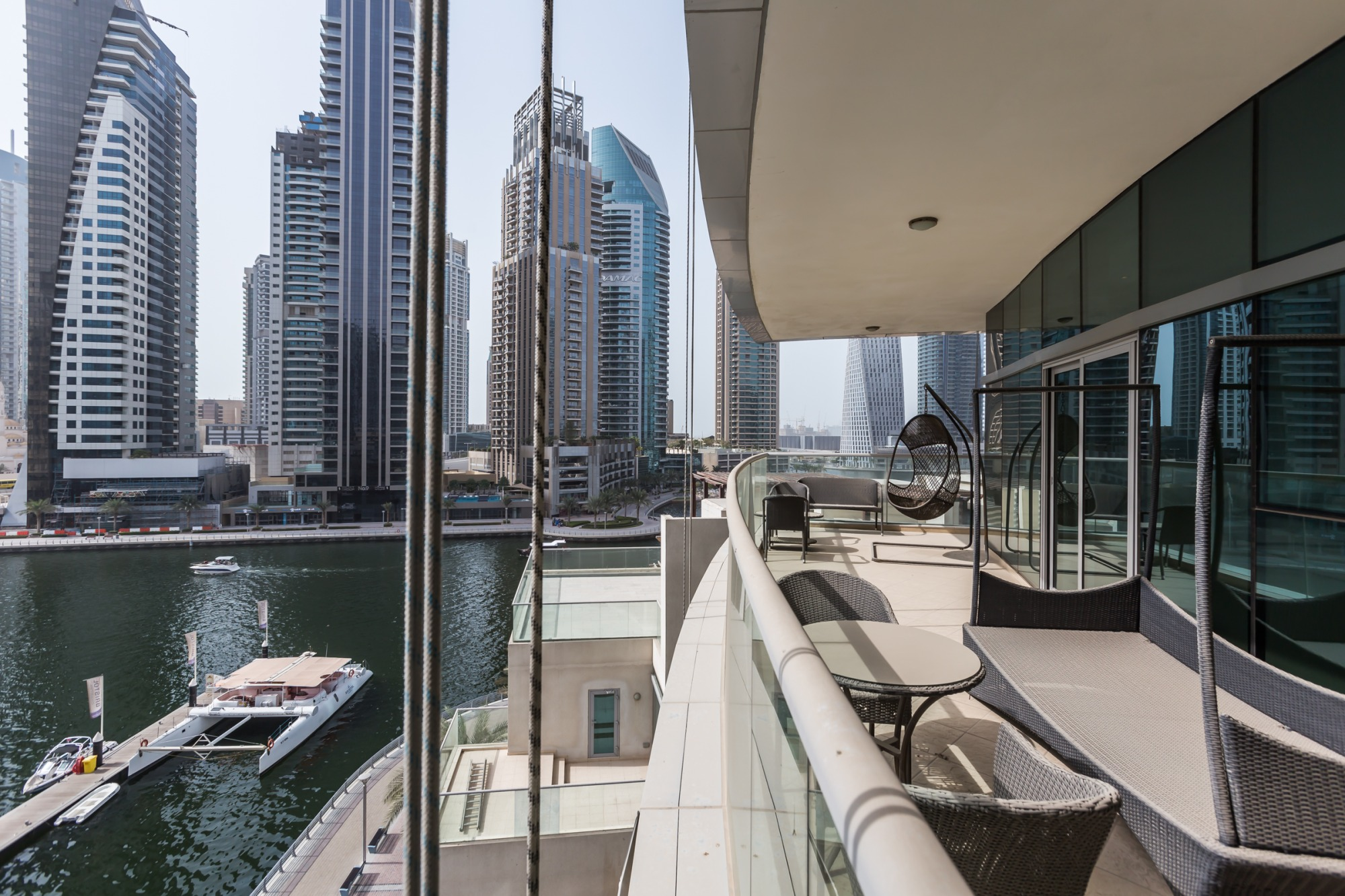 Family apartment 3 Bed with full water views