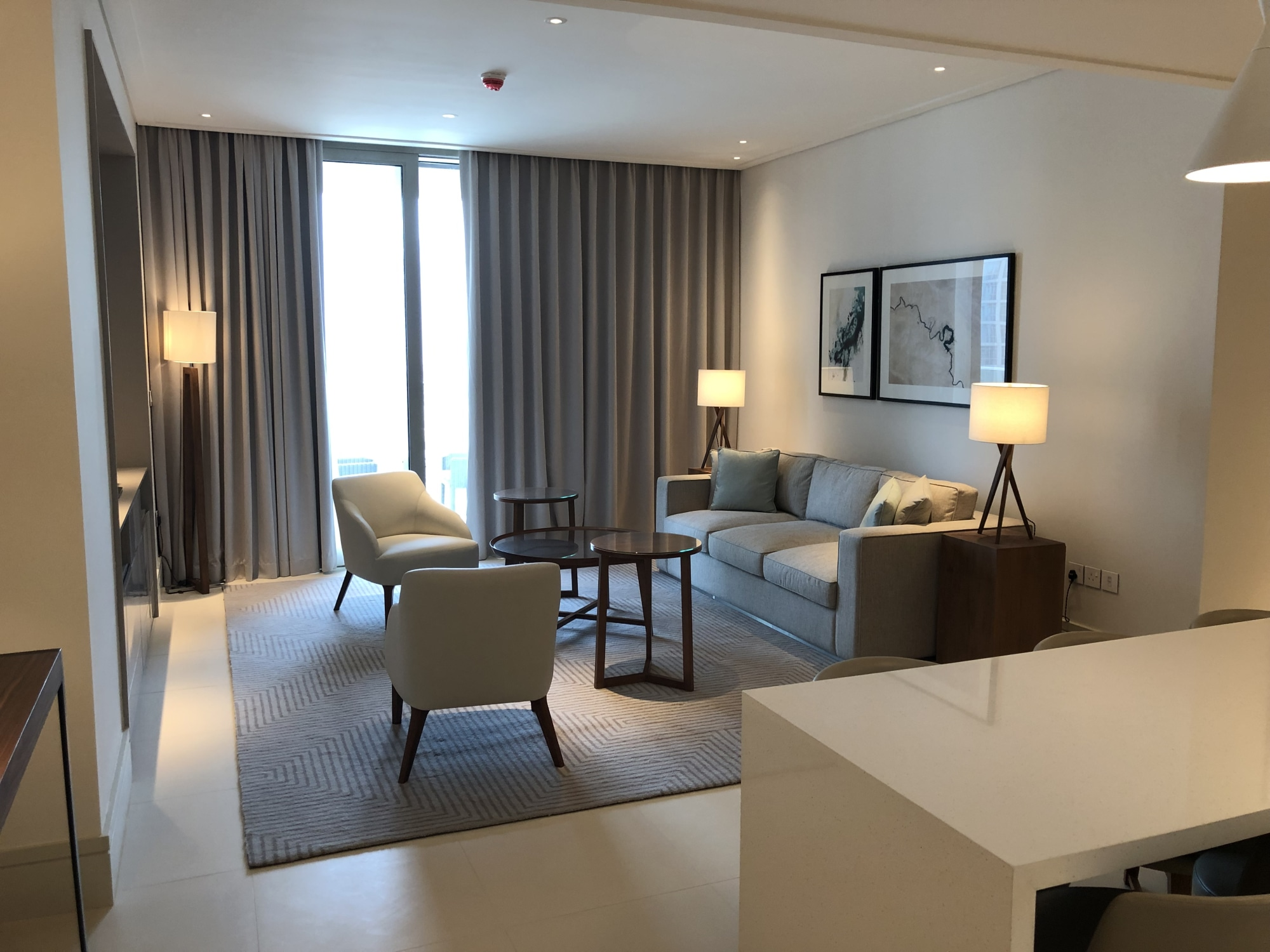 Fully furnished 2 Bed in Vida Residences