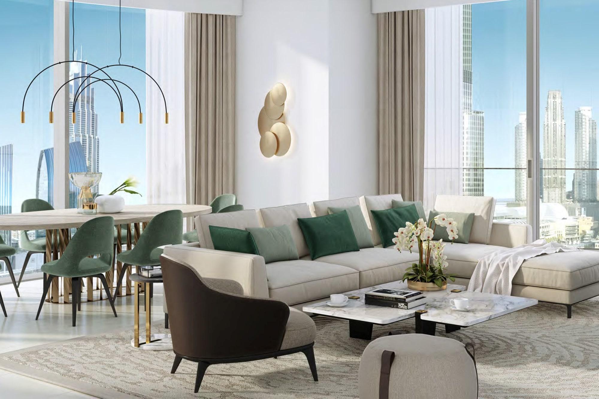 Amazing Offer   4BR Grande   Burj & Fountain Views