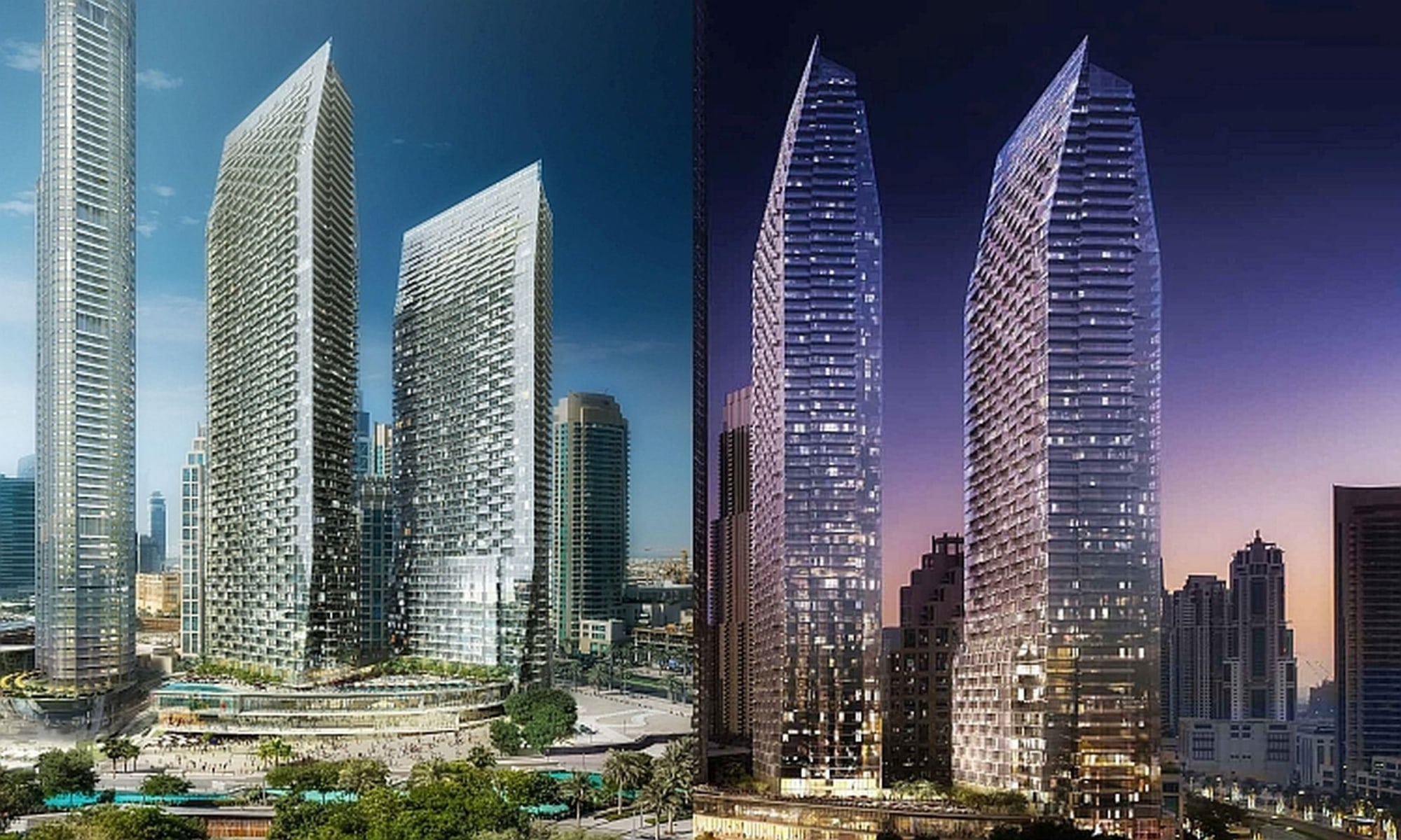 Pay 25% To Move In | 2BR Full Burj & Fountain View