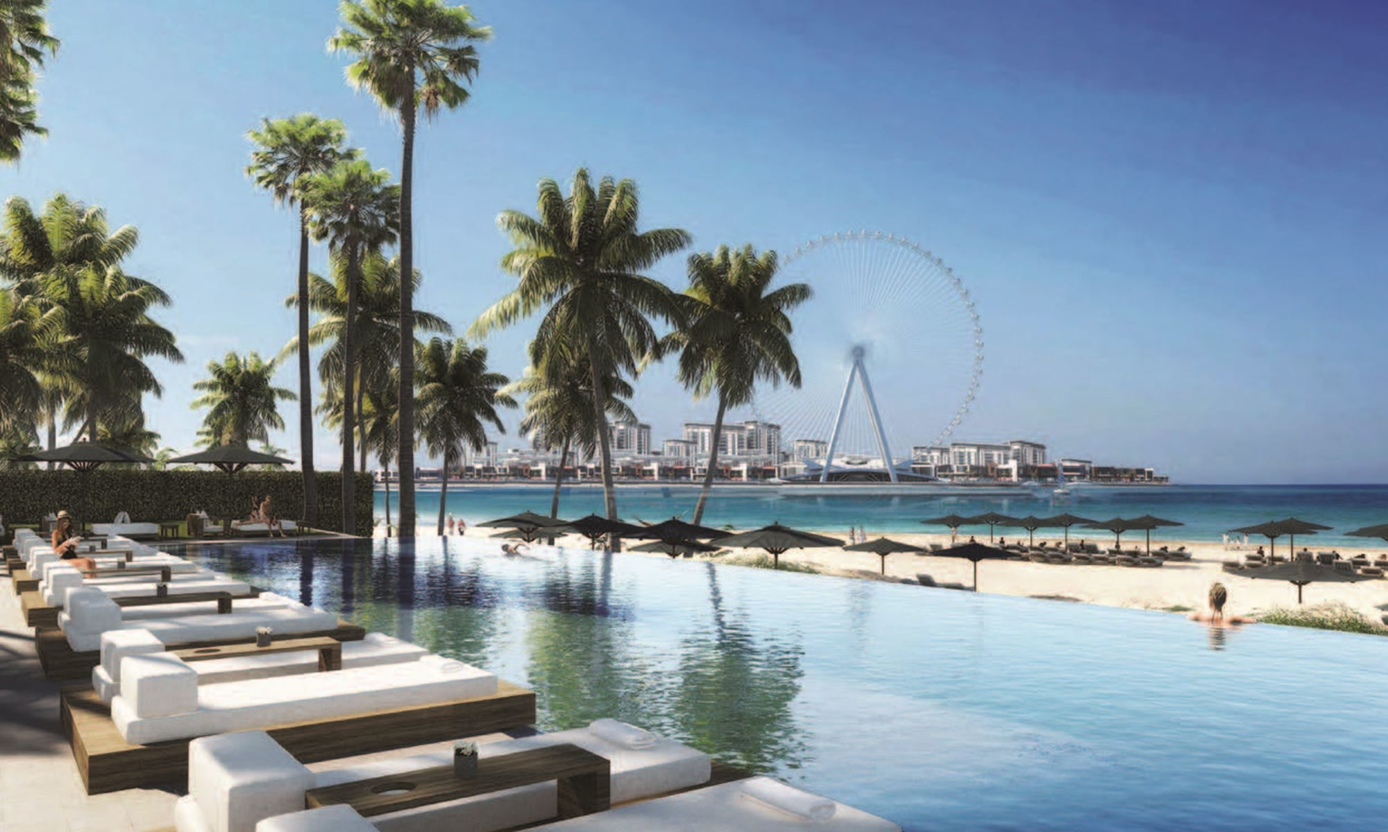 3 Bed Full Sea & Palm View | Amazing Payment Plan
