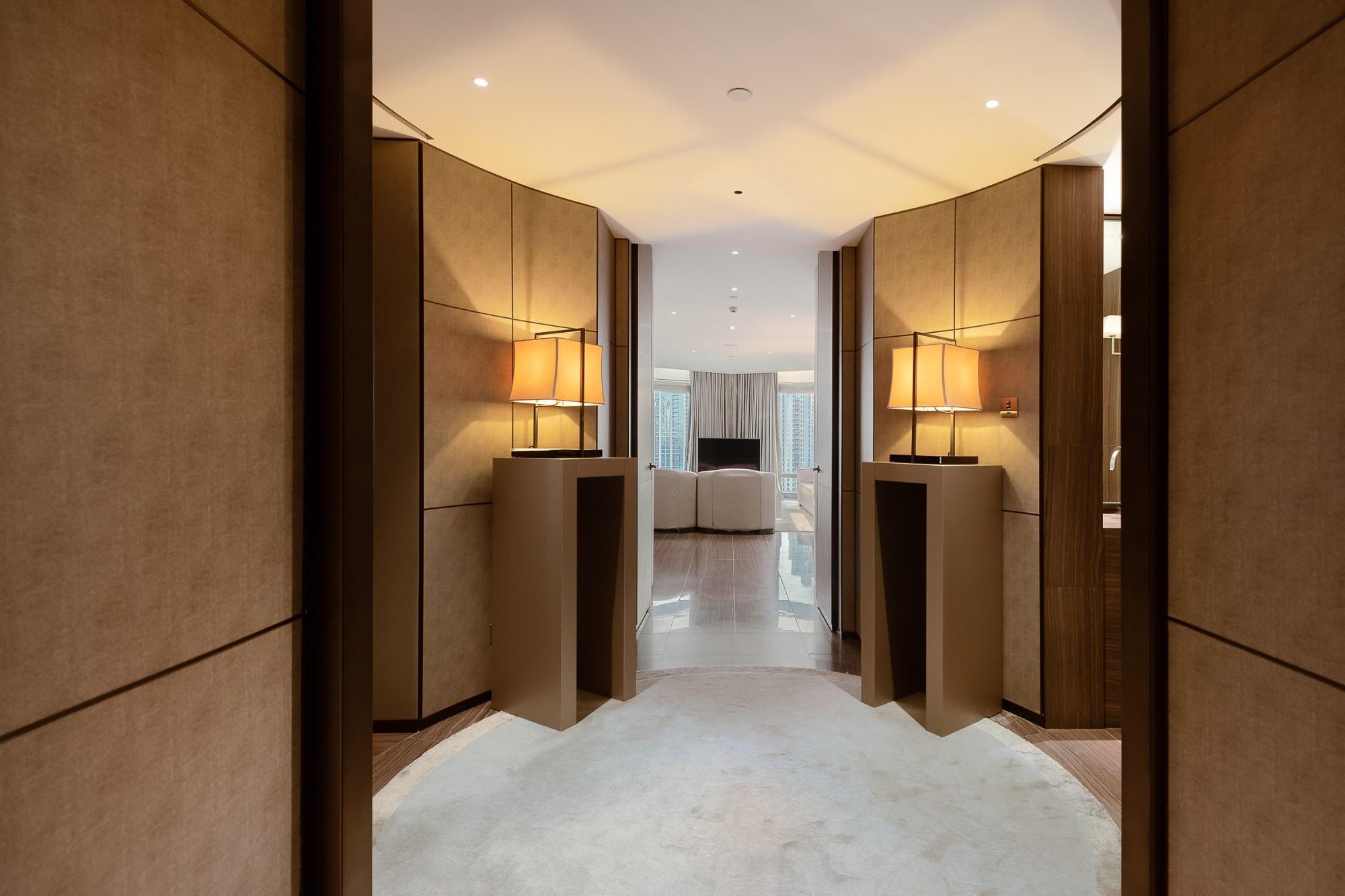 Elegant 2 Bedrooms in Armani Residences