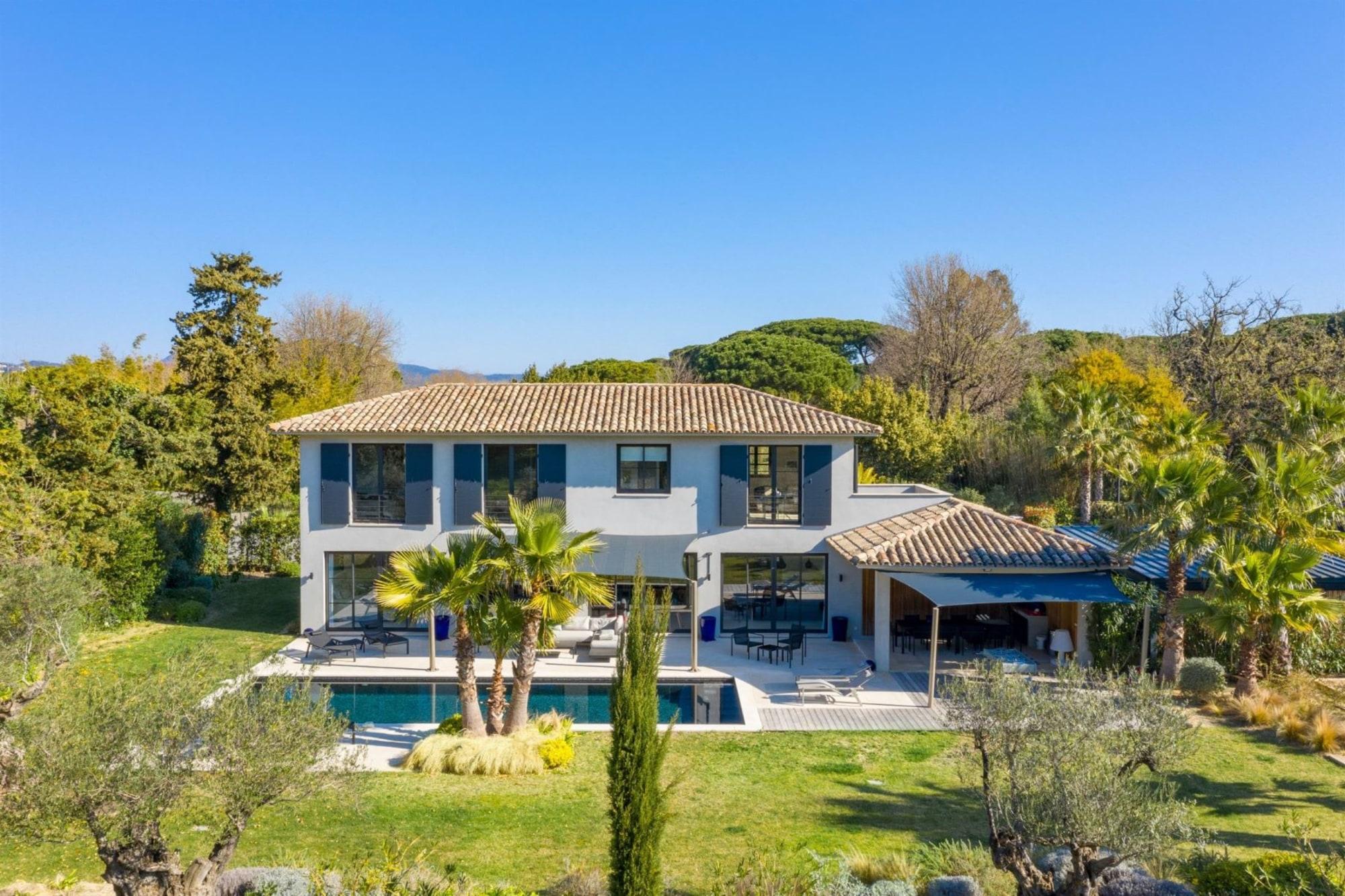 Magnificent contemporary luxury villa
