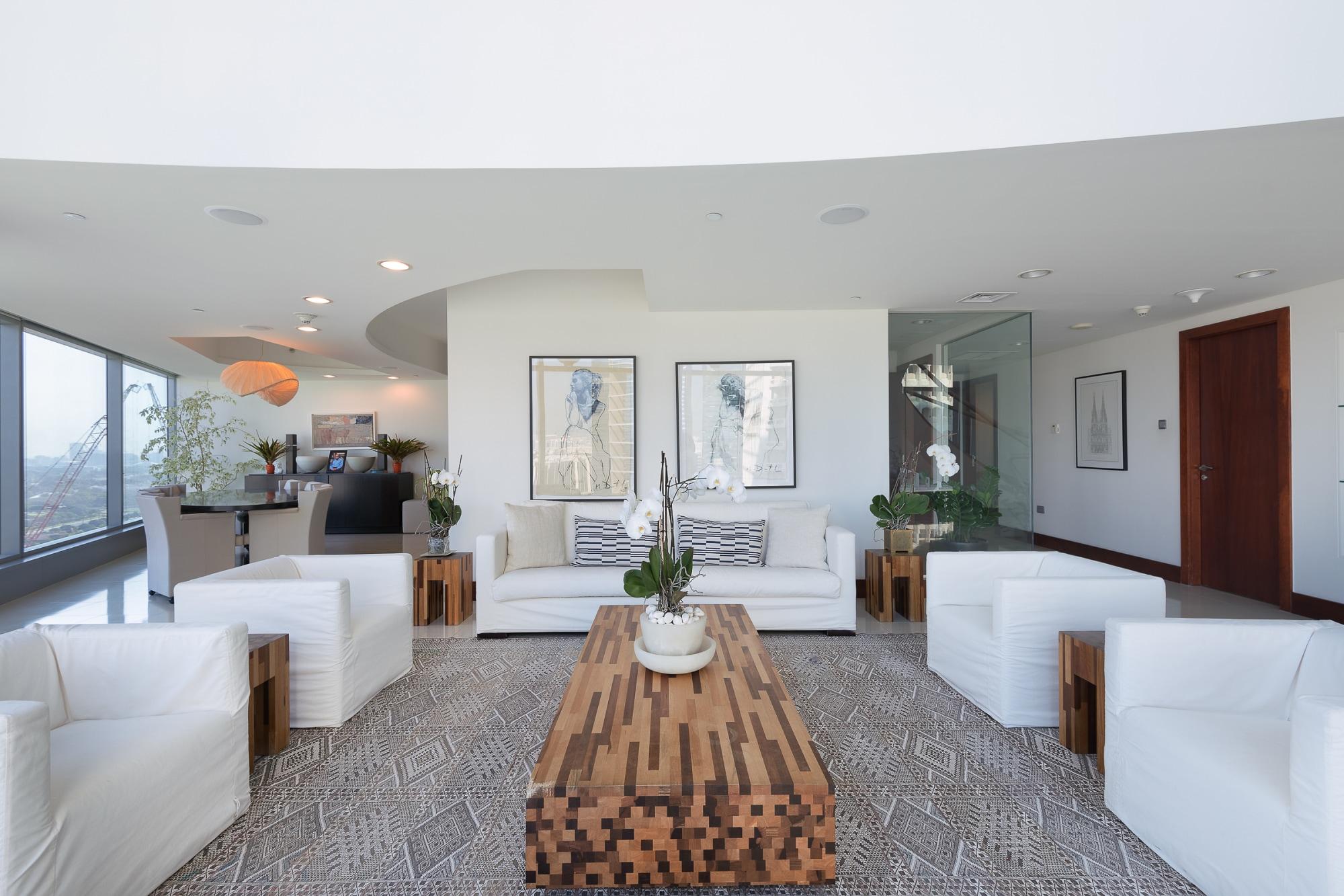 Stunning Duplex 4 Bedrooms | World Trade Centre