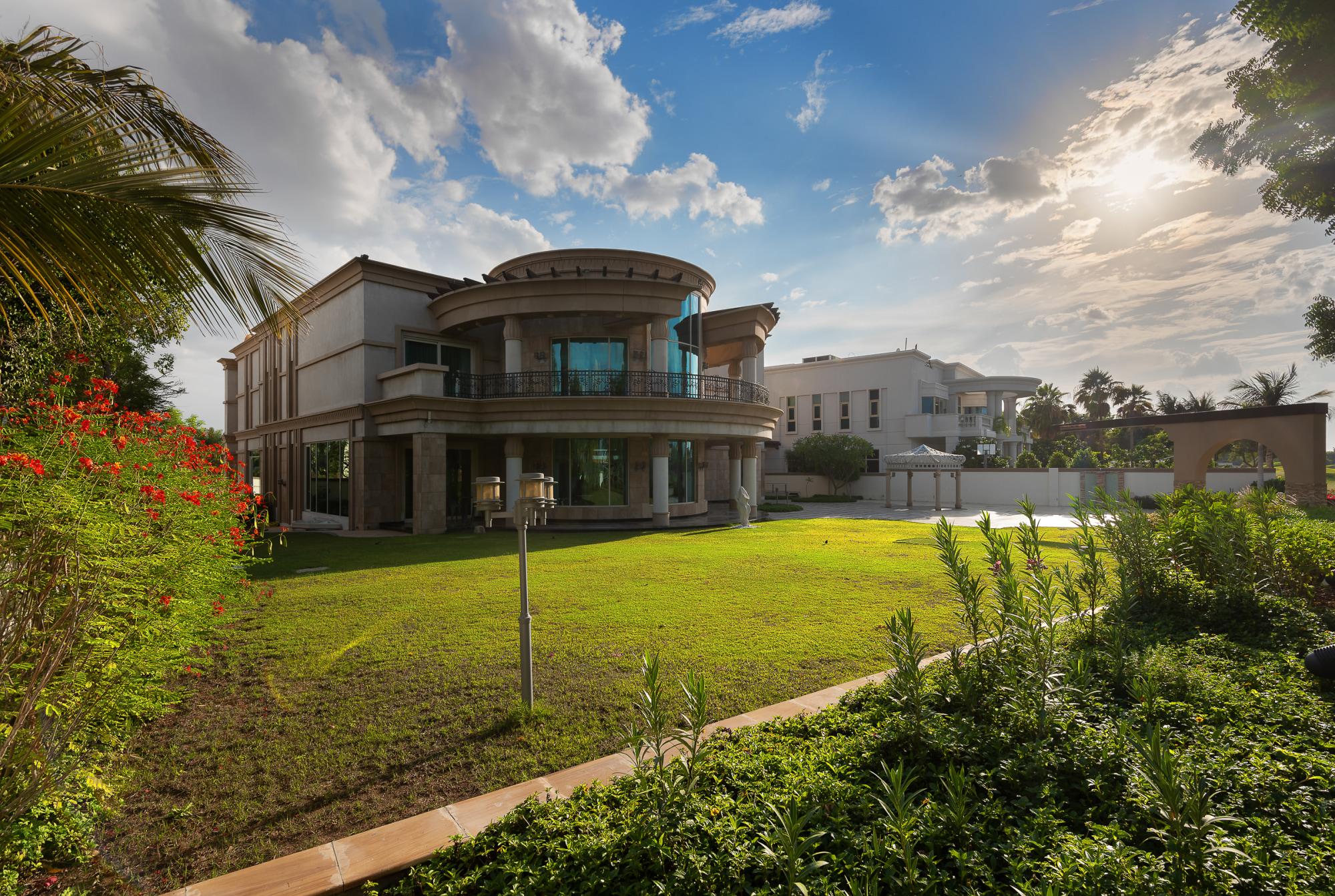 Vastu Compliant Home Golf Course Views