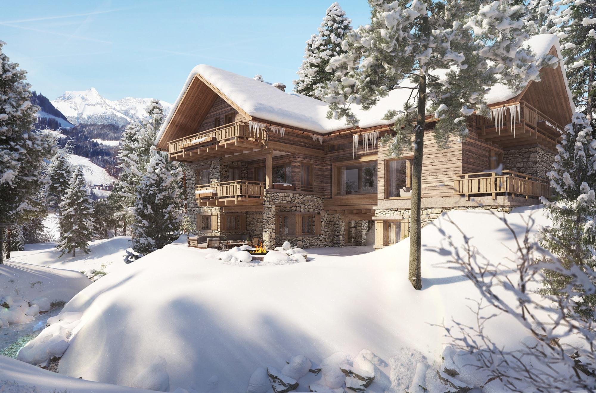 Beautiful Chalet in Six Senses Kitzbühel Alps